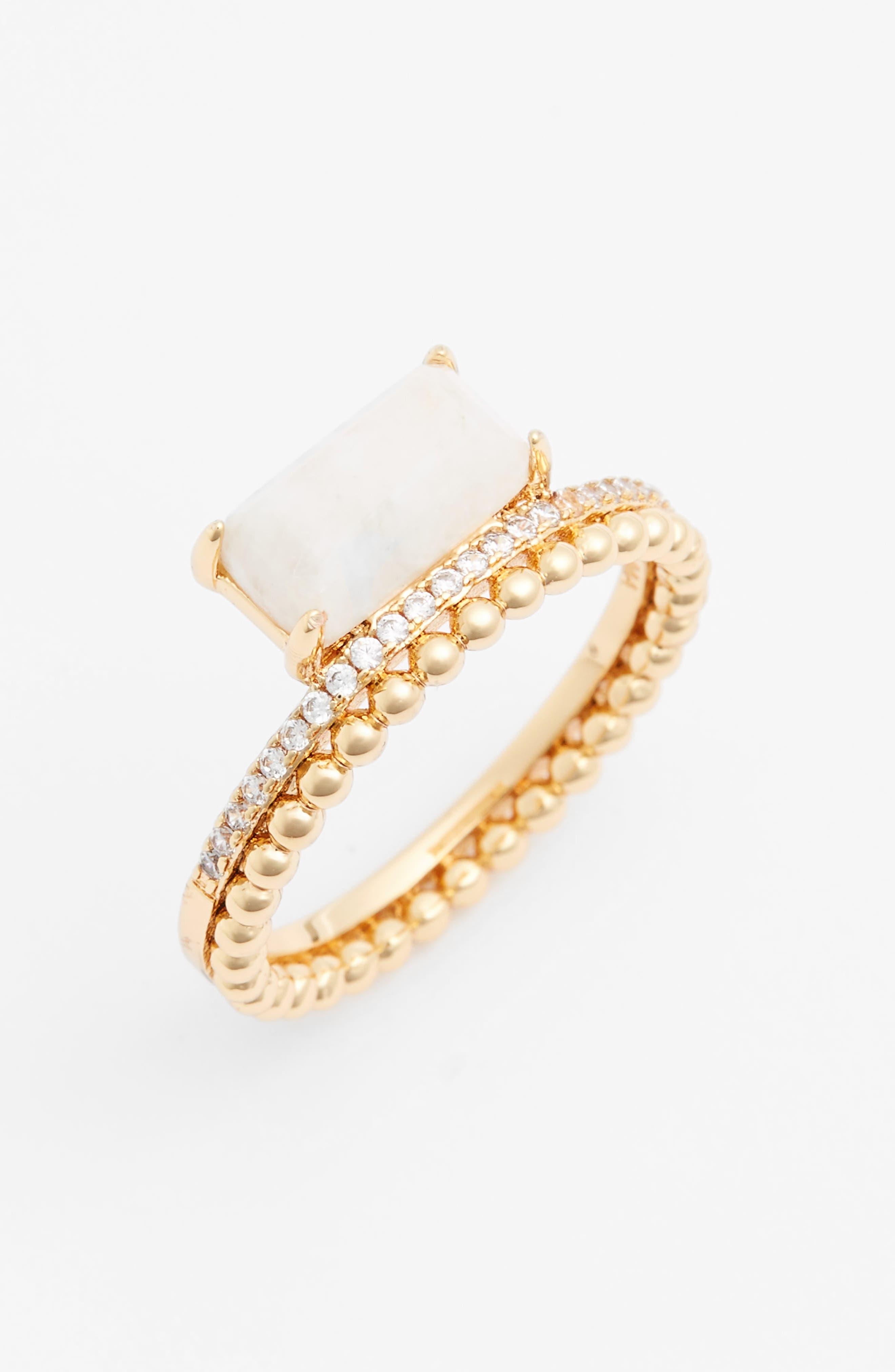 MELANIE AULD Double Band Ring