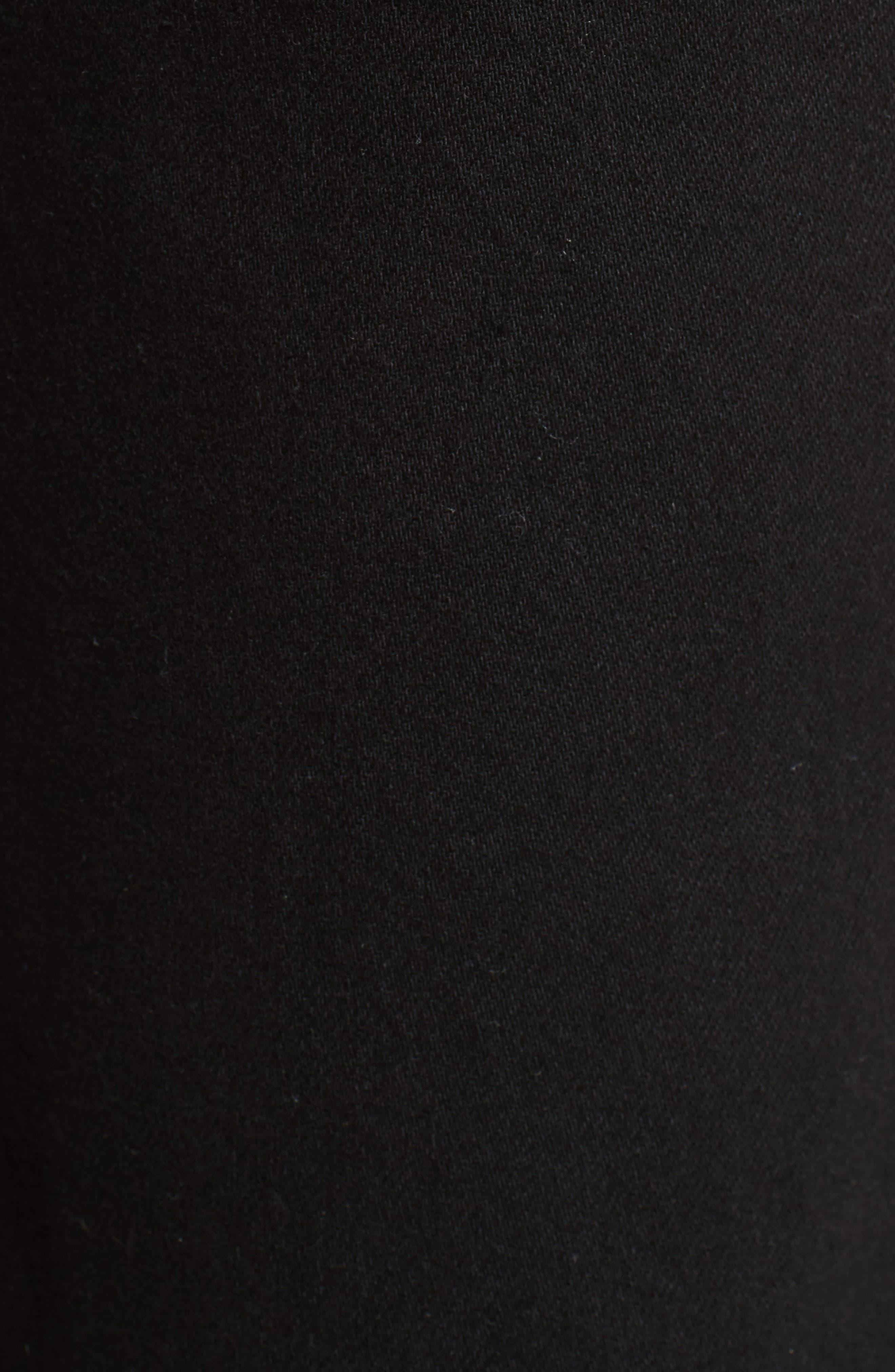 Alternate Image 3  - Eckhaus Latta EL Wide Leg Jeans (Almost Black)