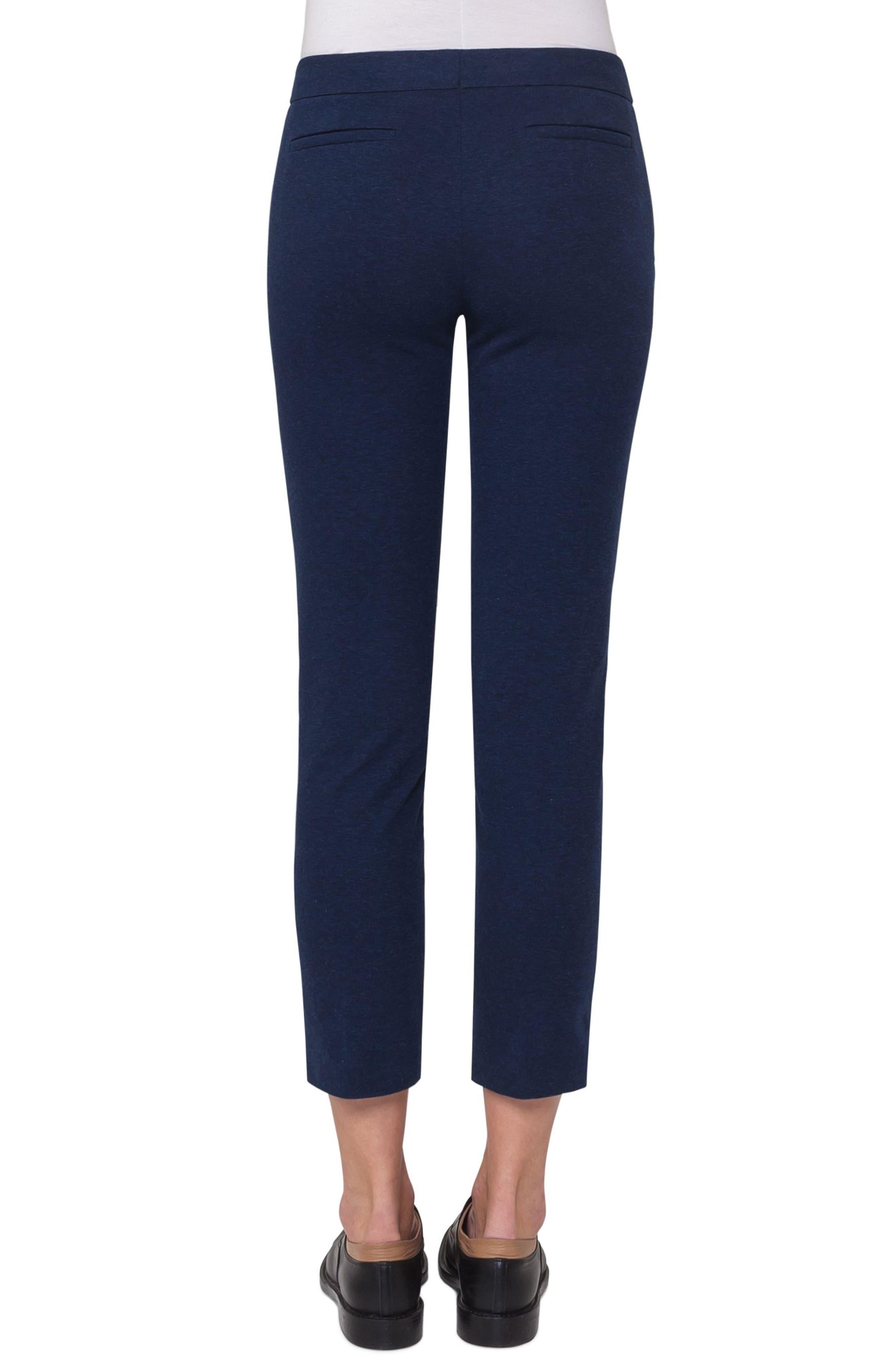 Alternate Image 2  - Akris punto Frankie Crop Jersey Pants