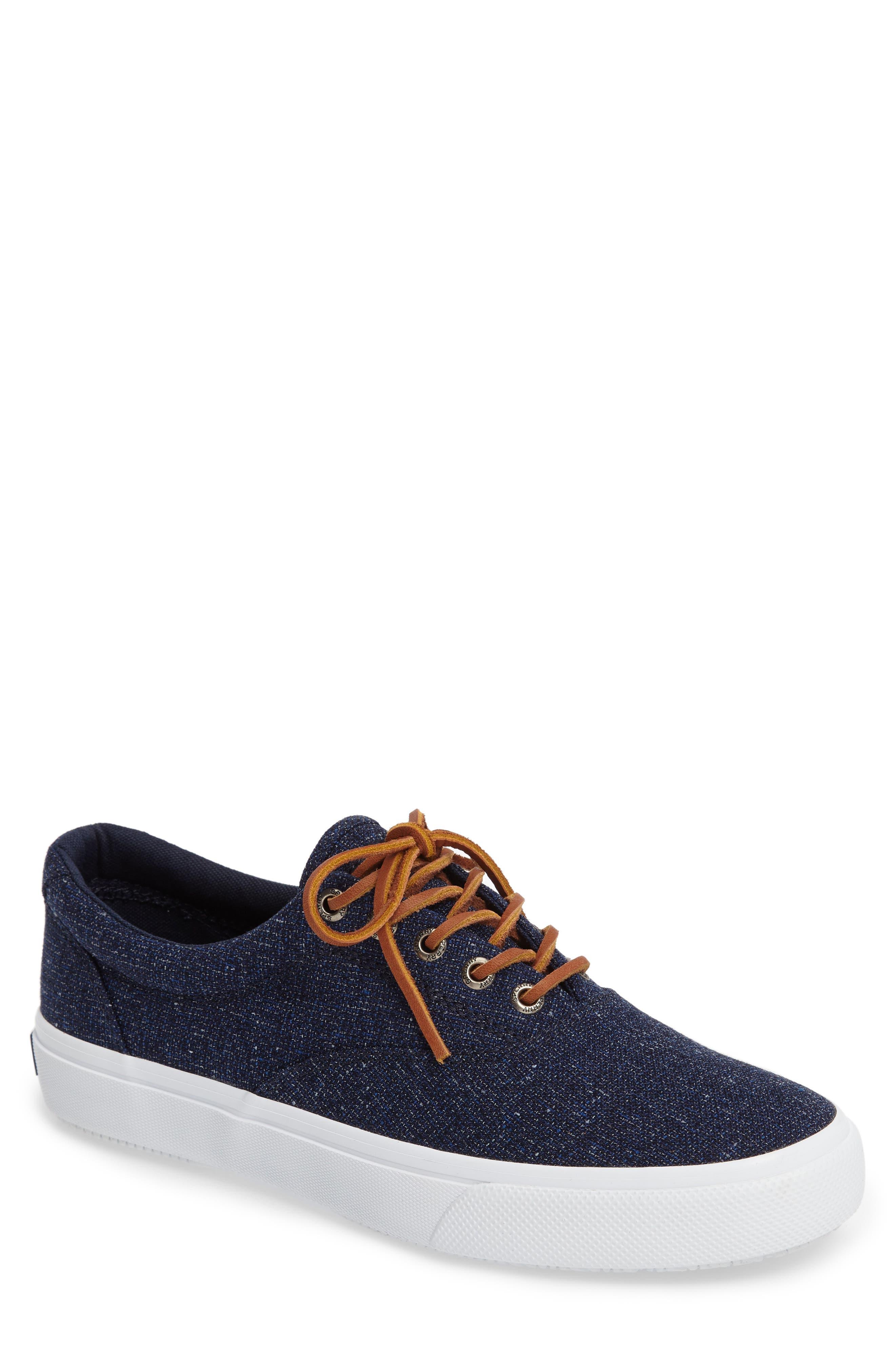 'Striper LL' Sneaker,                         Main,                         color, Navy