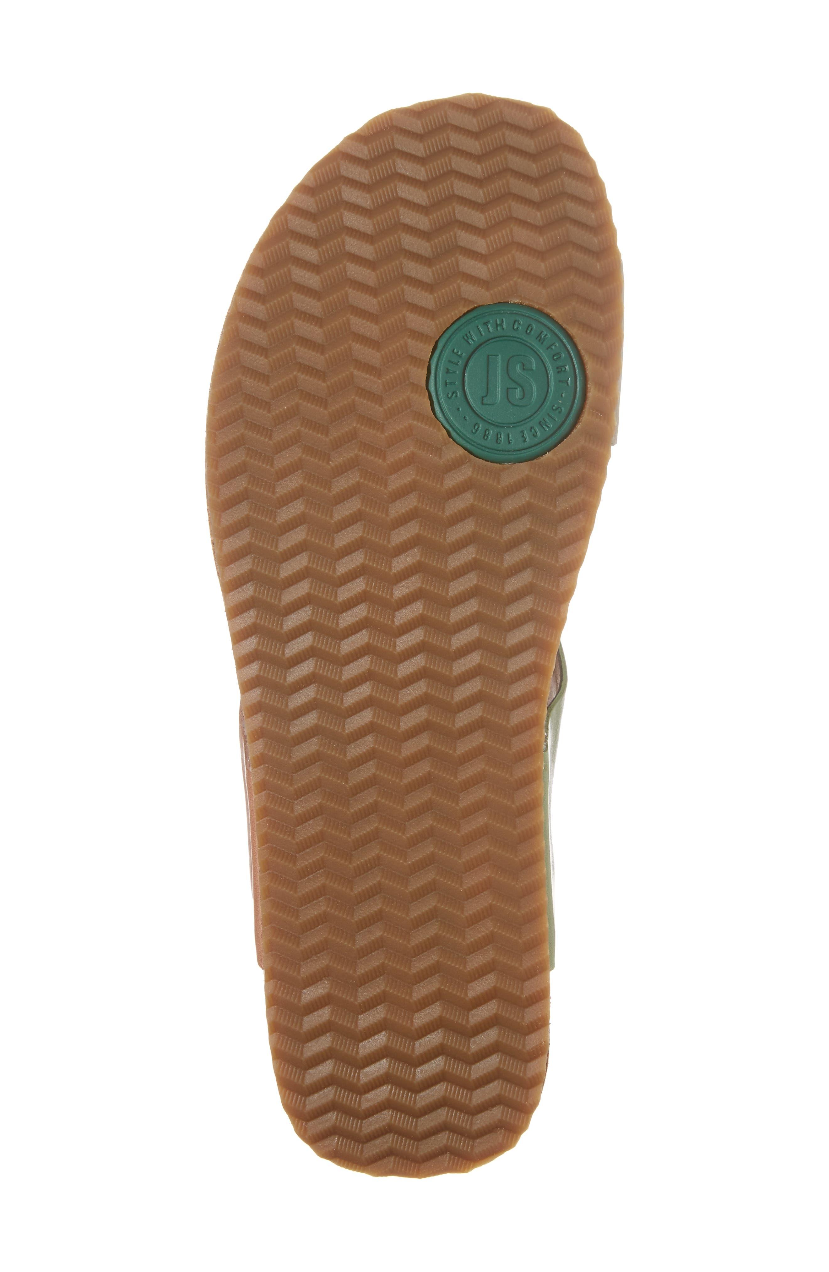 Tonga 23 Sandal,                             Alternate thumbnail 6, color,                             Grey Multi Leather
