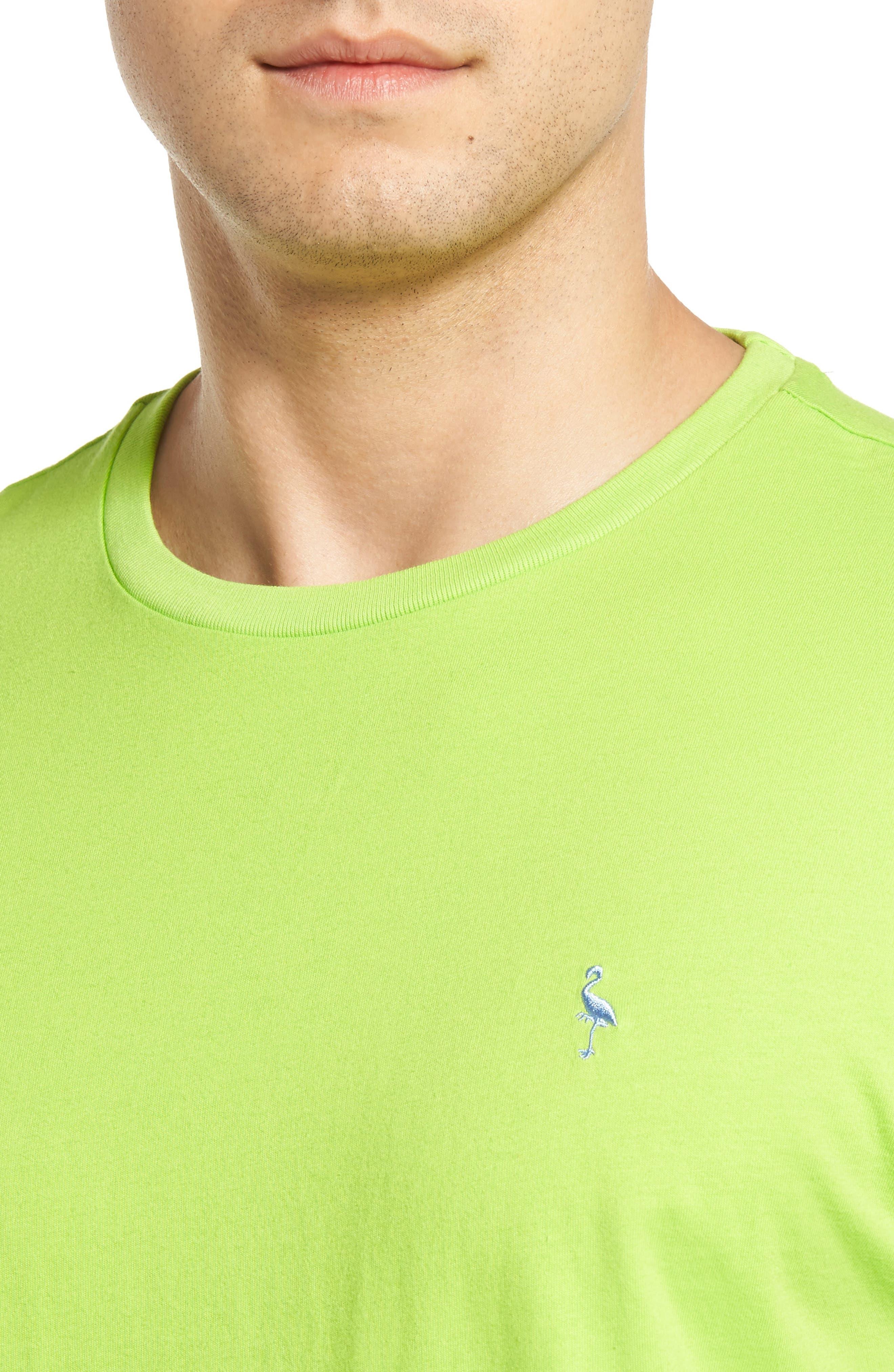 Markham Square T-Shirt,                             Alternate thumbnail 4, color,                             Marathon Green
