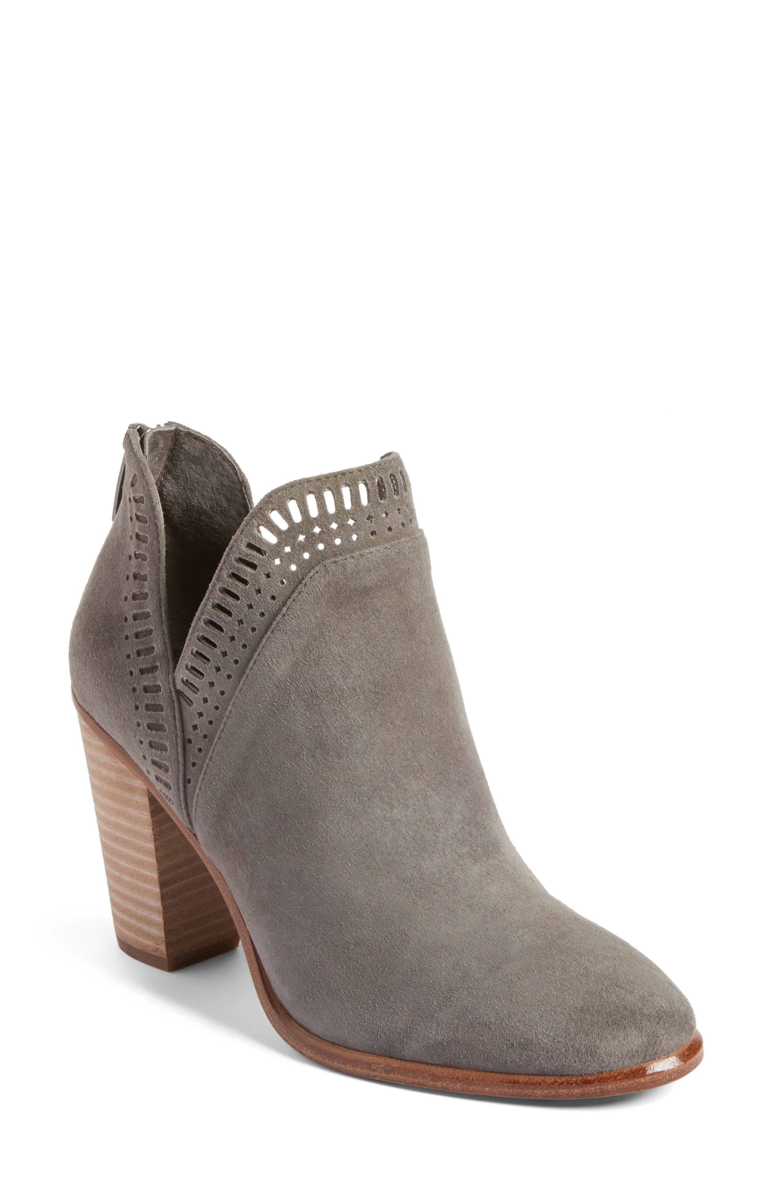 Main Image - Vince Camuto Fileana Split Shaft Bootie (Women)