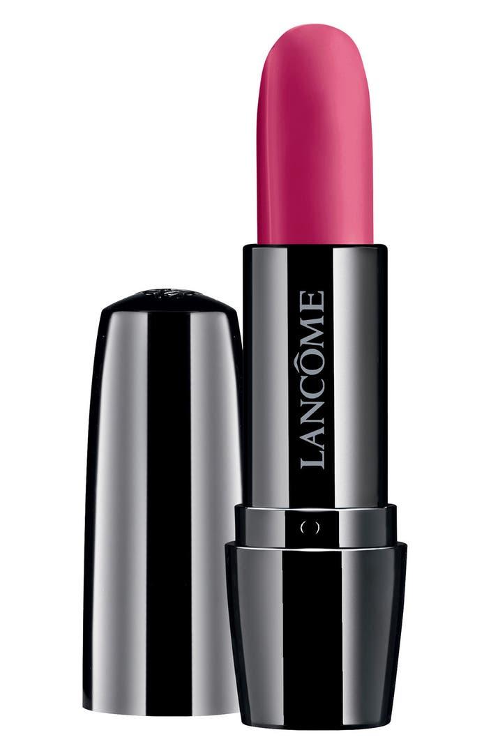 Lipstick: Lancôme Color Design Lipstick