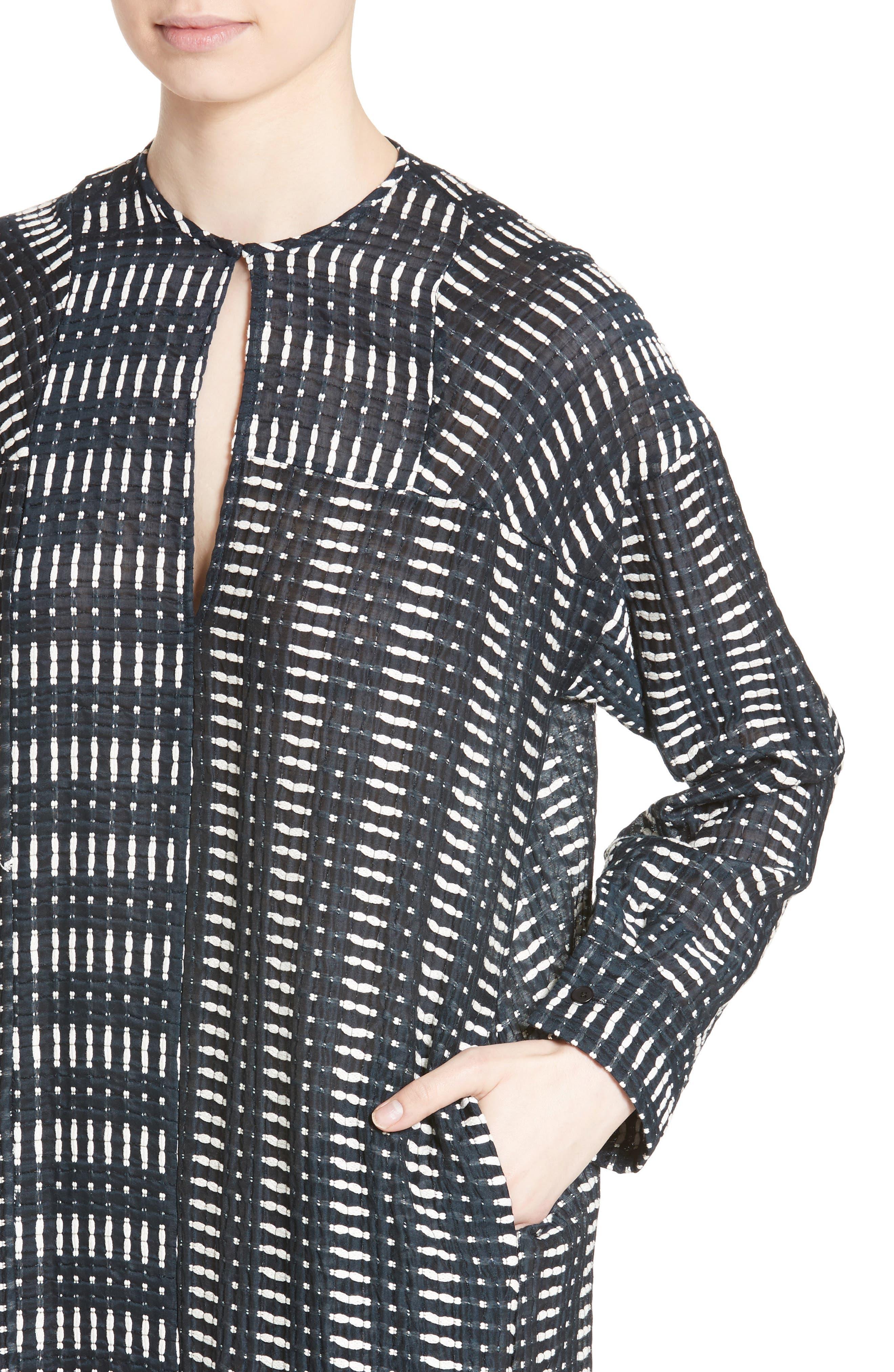 Alternate Image 6  - Zero + Maria Cornejo Ire DNA Remix Dress