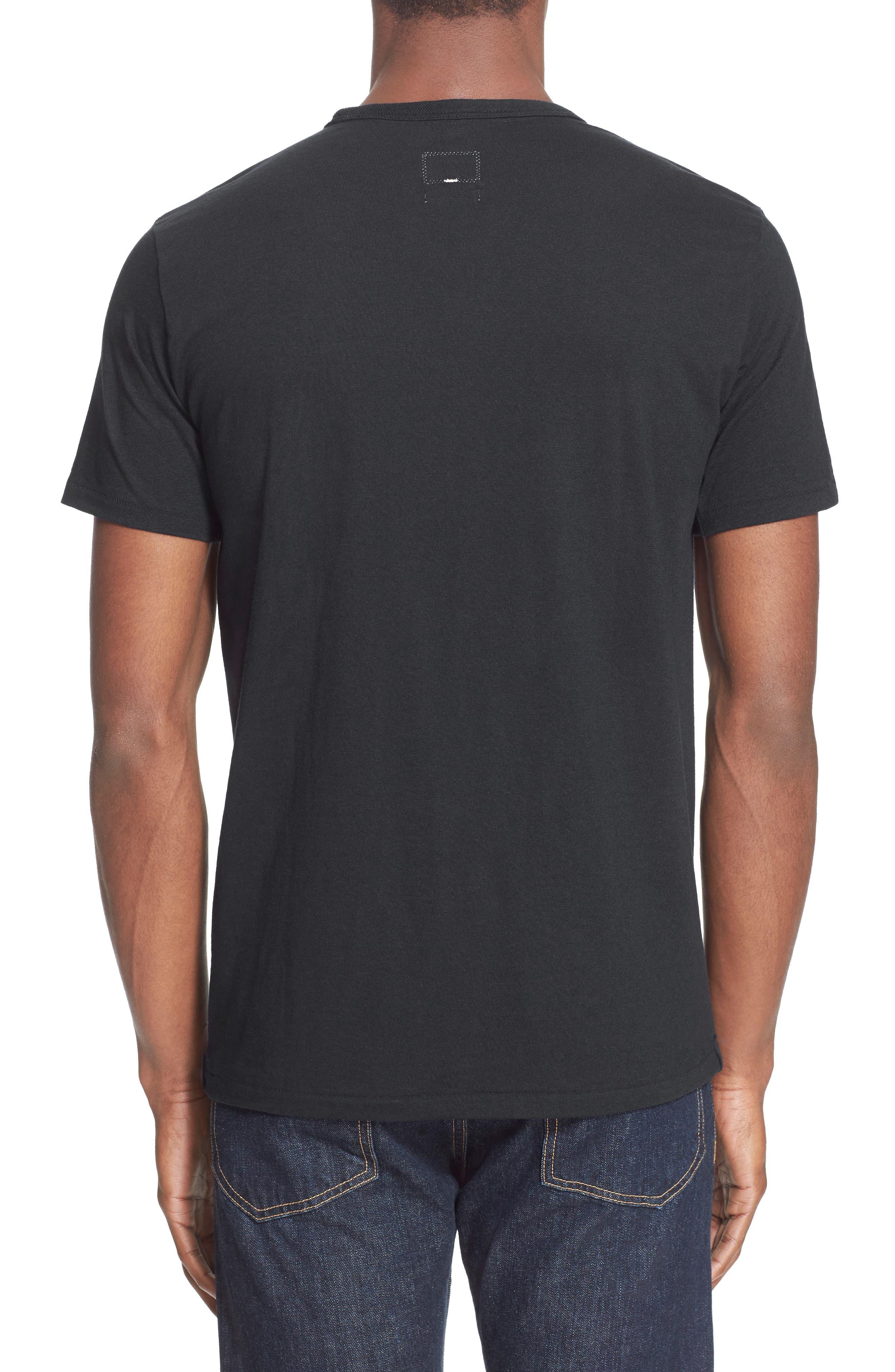 Alternate Image 2  - rag & bone Pocket T-Shirt