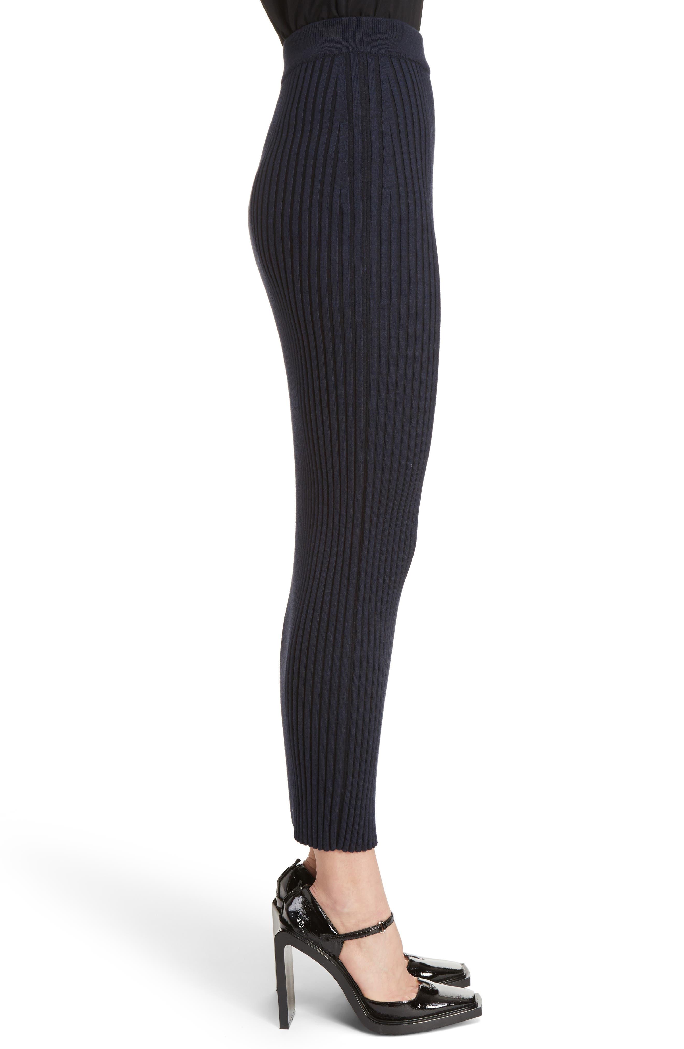 Alternate Image 4  - KENZO Body-Con Maxi Skirt