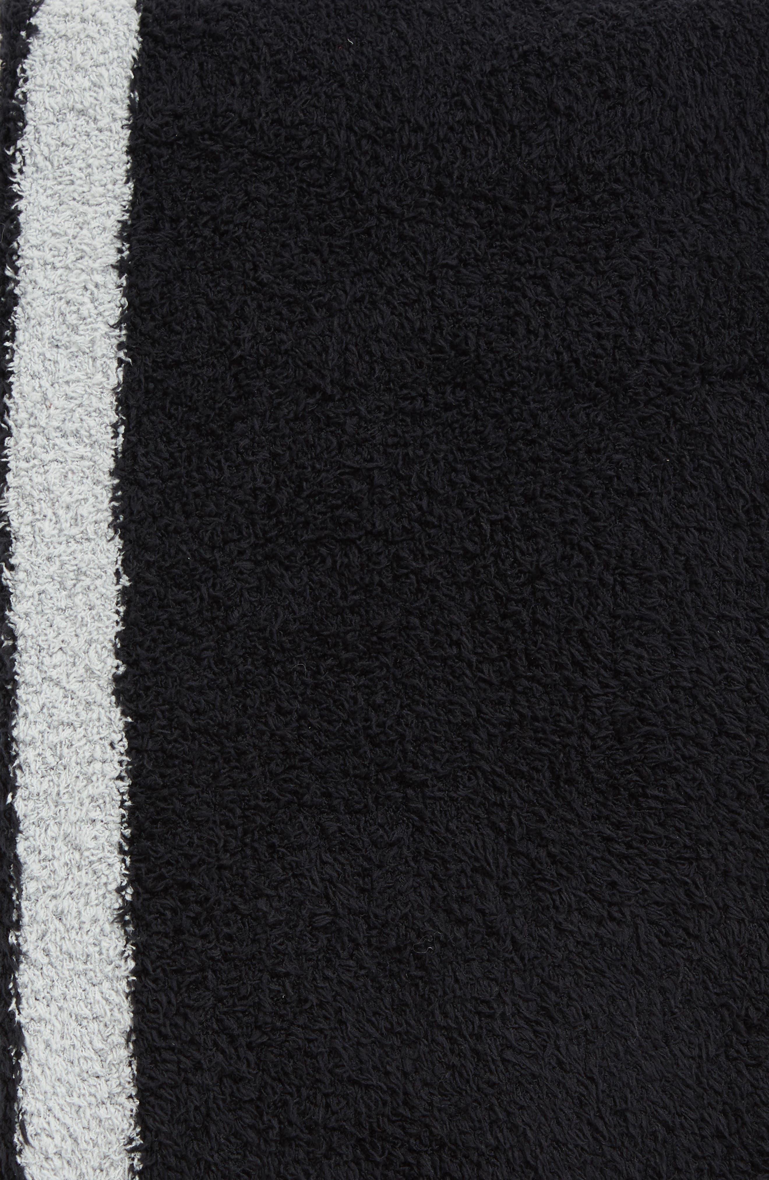 Alternate Image 3  - Barefoot Dreams® Cozychic® Block Stripe Throw Blanket