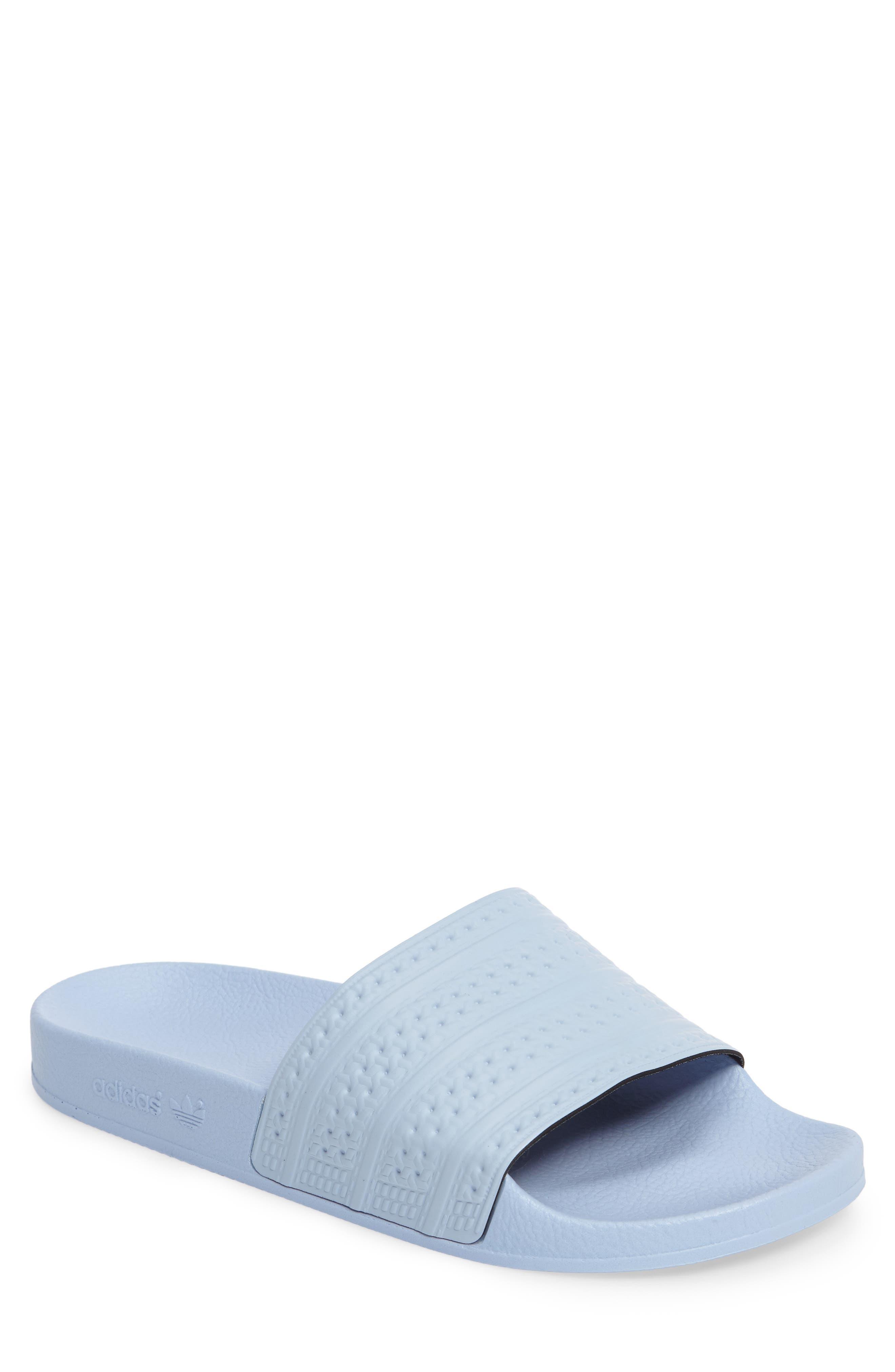 Alternate Image 1 Selected - adidas Adilette Slide Sandal (Men)