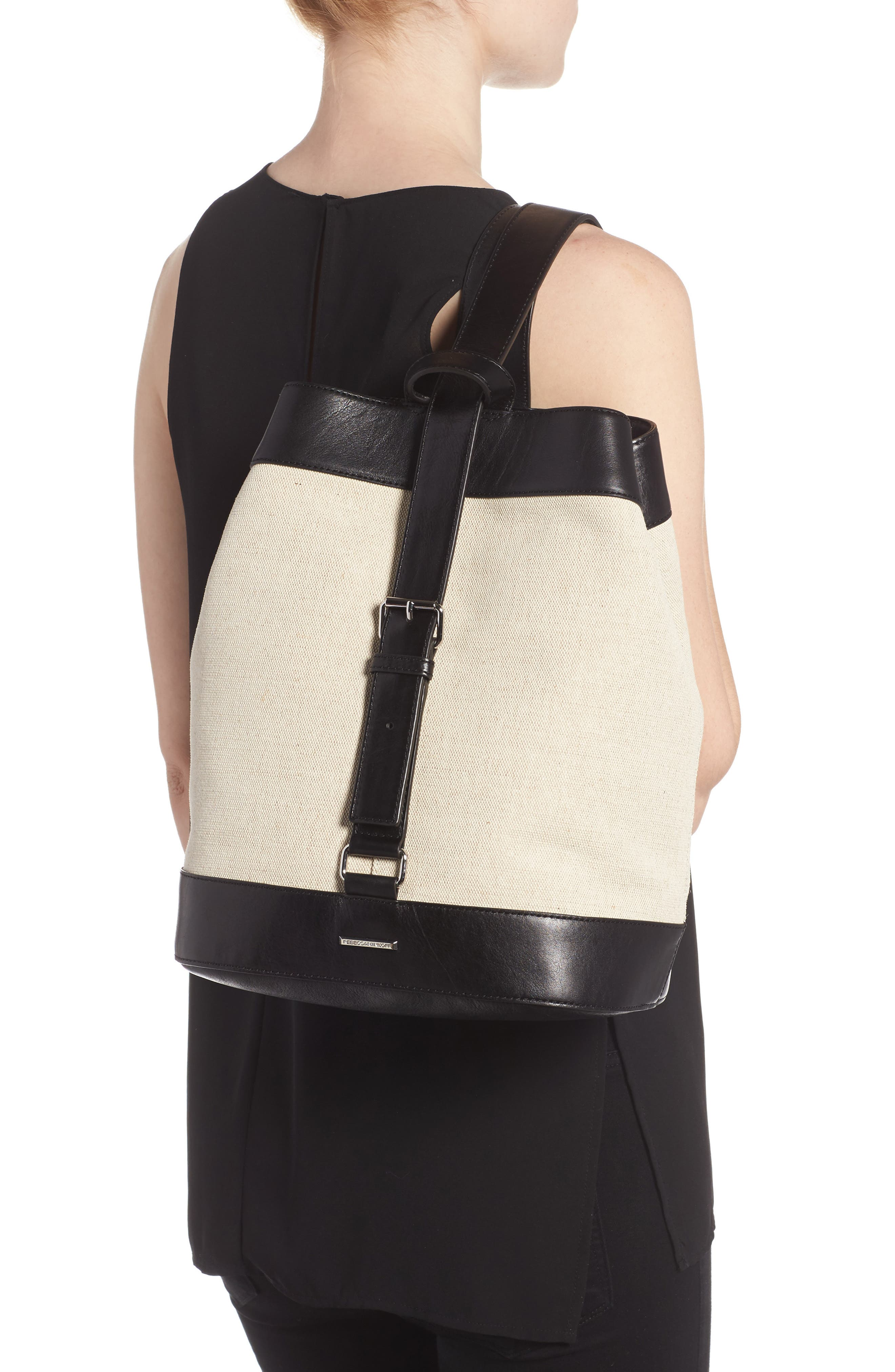 Mission Sling Bag,                             Alternate thumbnail 3, color,                             Natural