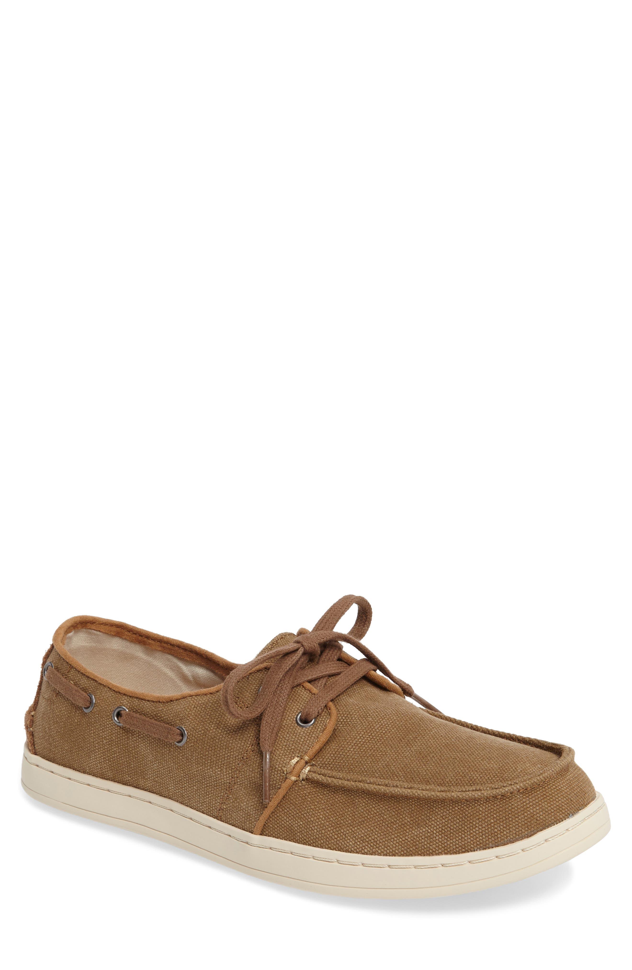 Alternate Image 1 Selected - TOMS 'Culver' Boat Shoe (Men)