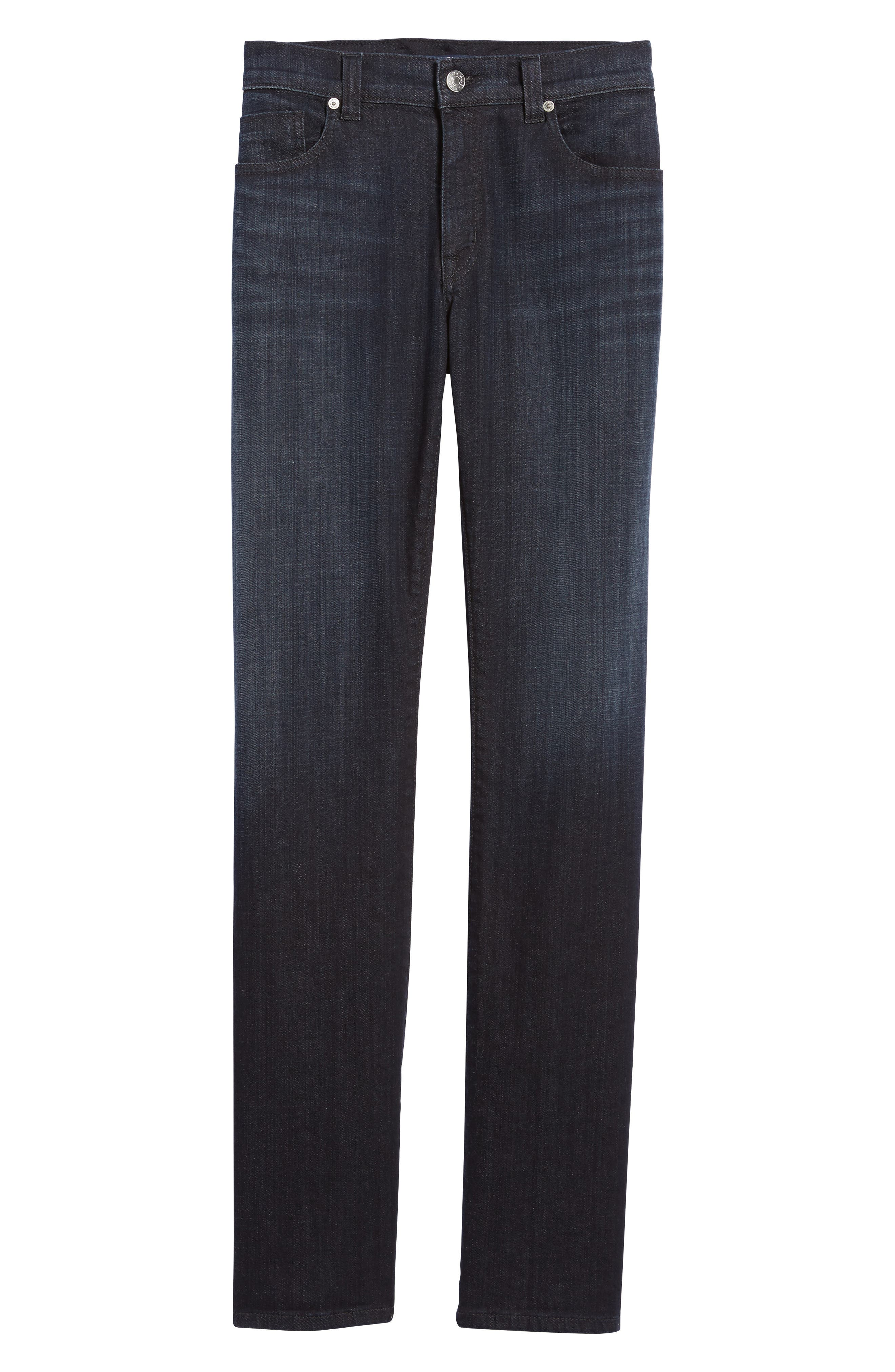 Alternate Image 7  - Fidelity Denim 5011 Relaxed Fit Jeans (Harvard)