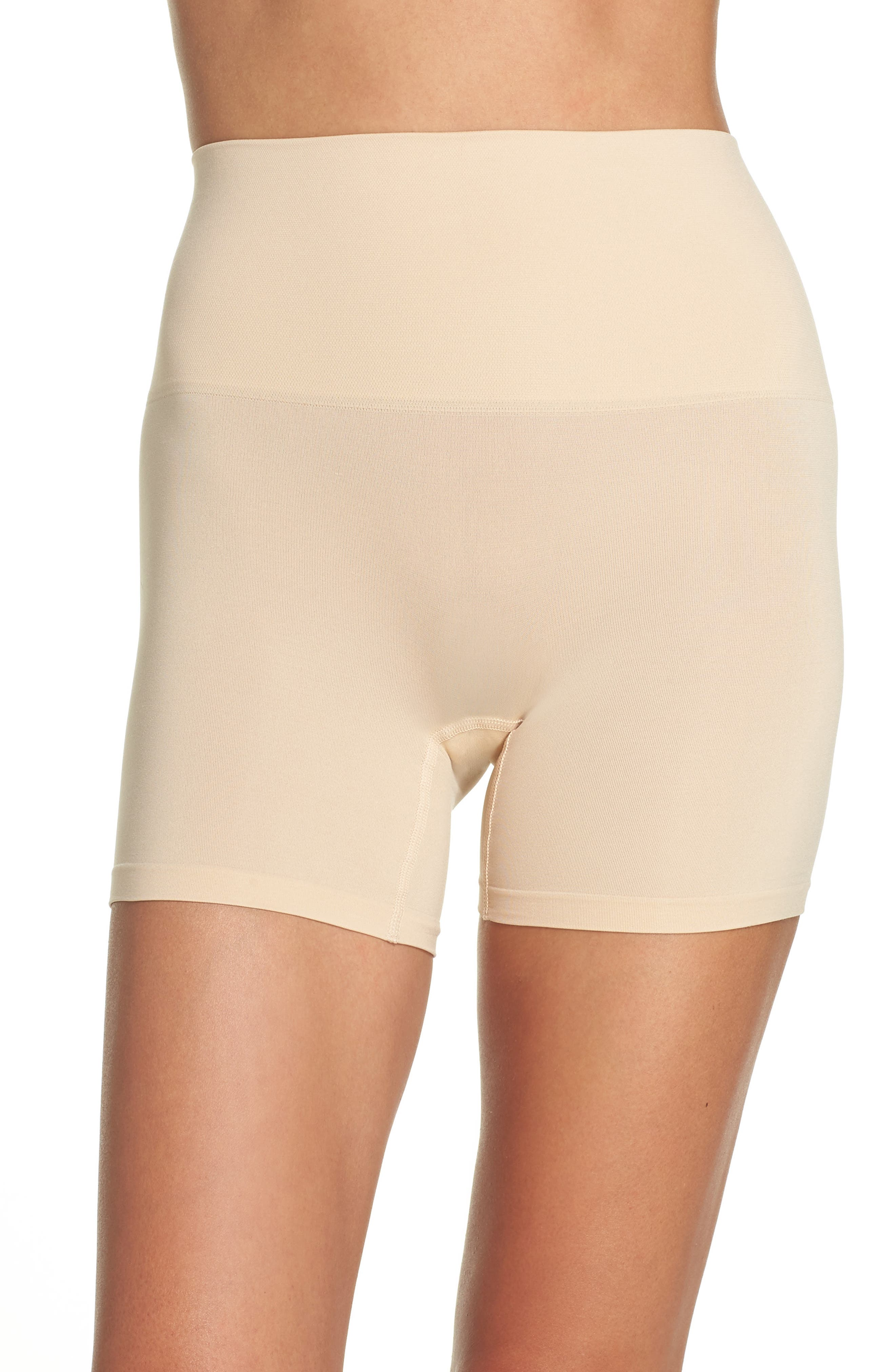 Alternate Image 1 Selected - Yummie Ultralight Seamless Shaping Shorts (2 for $30)