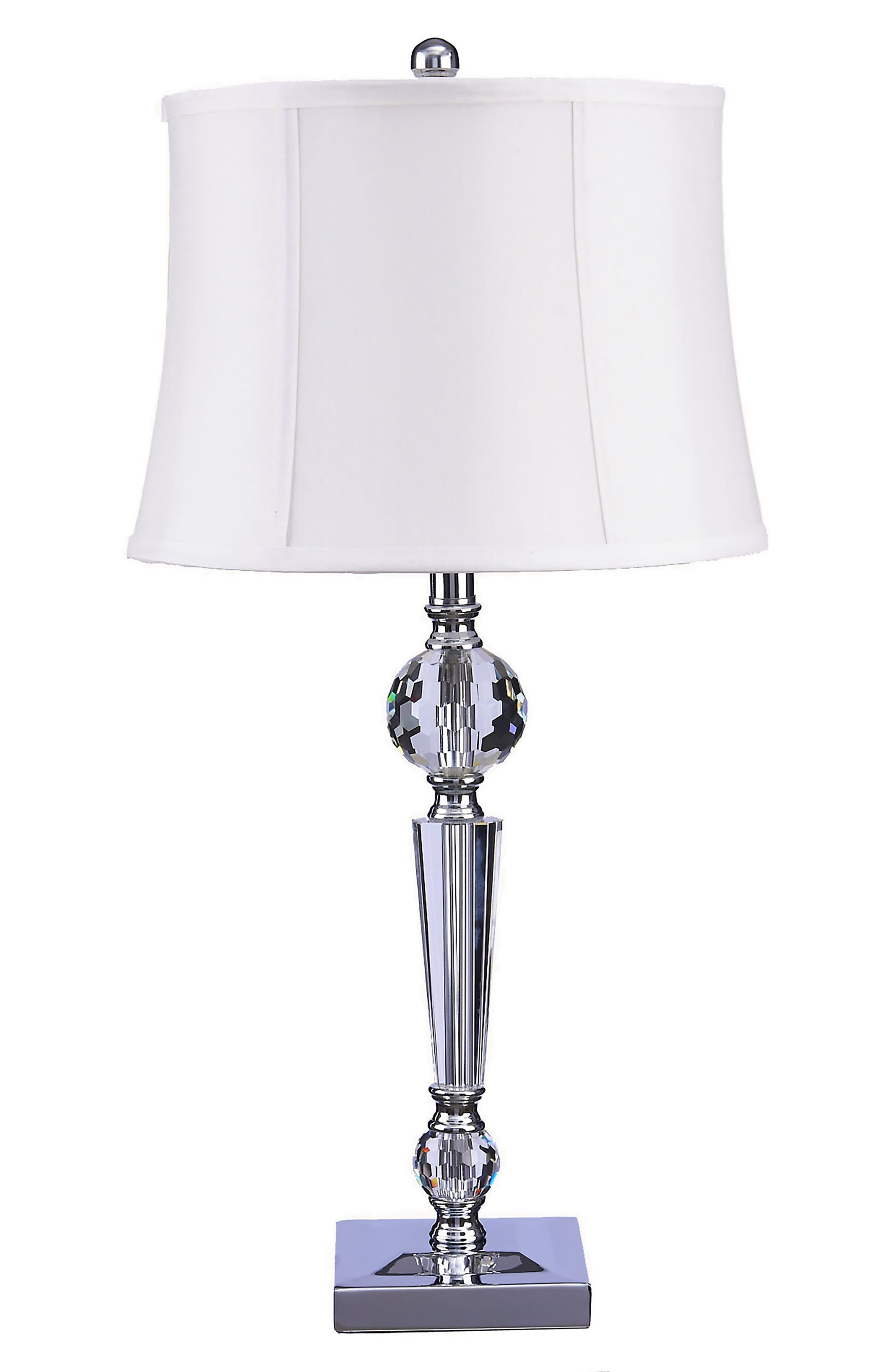 JAlexander Camile Table Lamp,                         Main,                         color, White