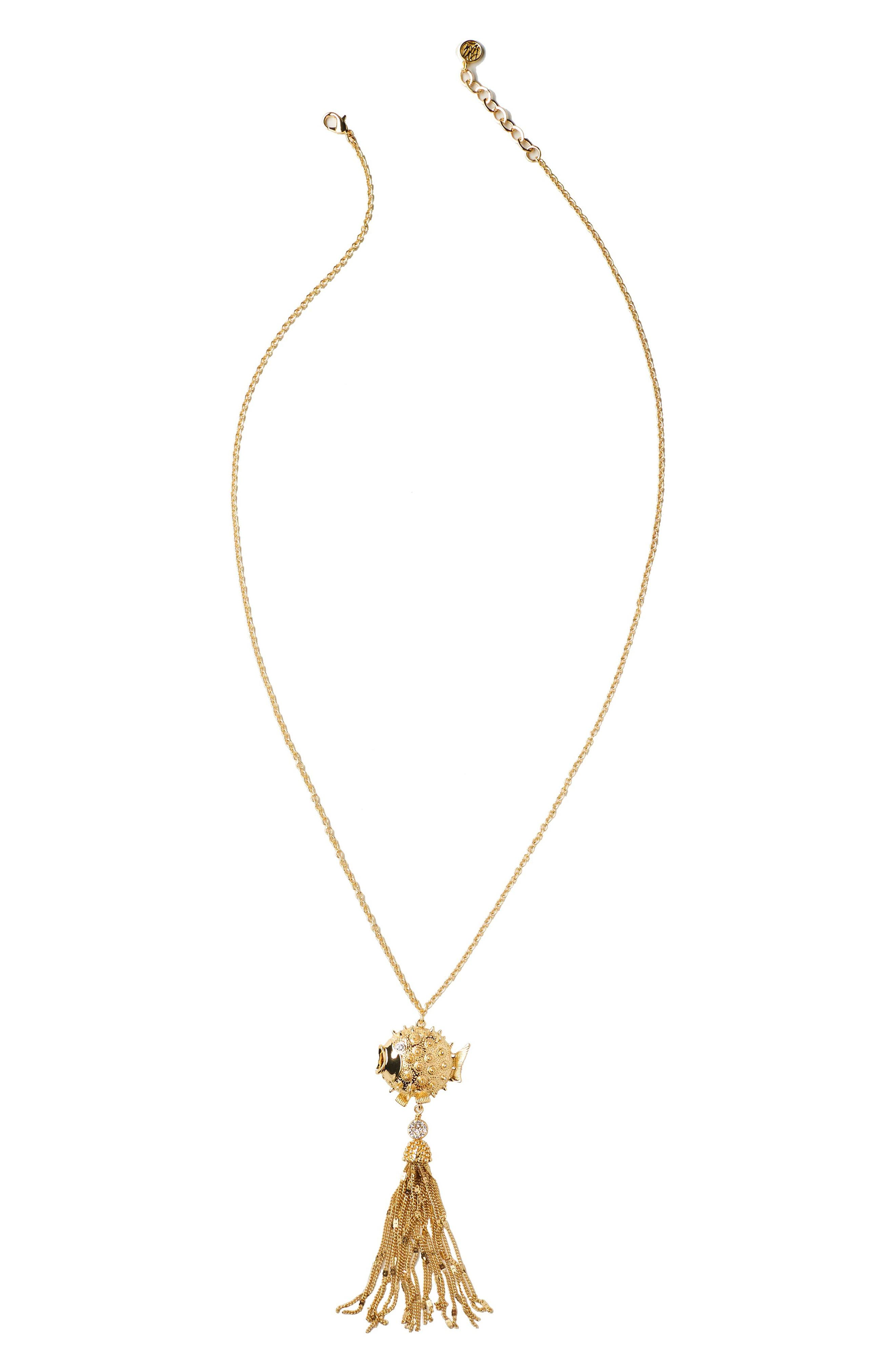 Lilly Pulitzer® On Point Pendant Necklace
