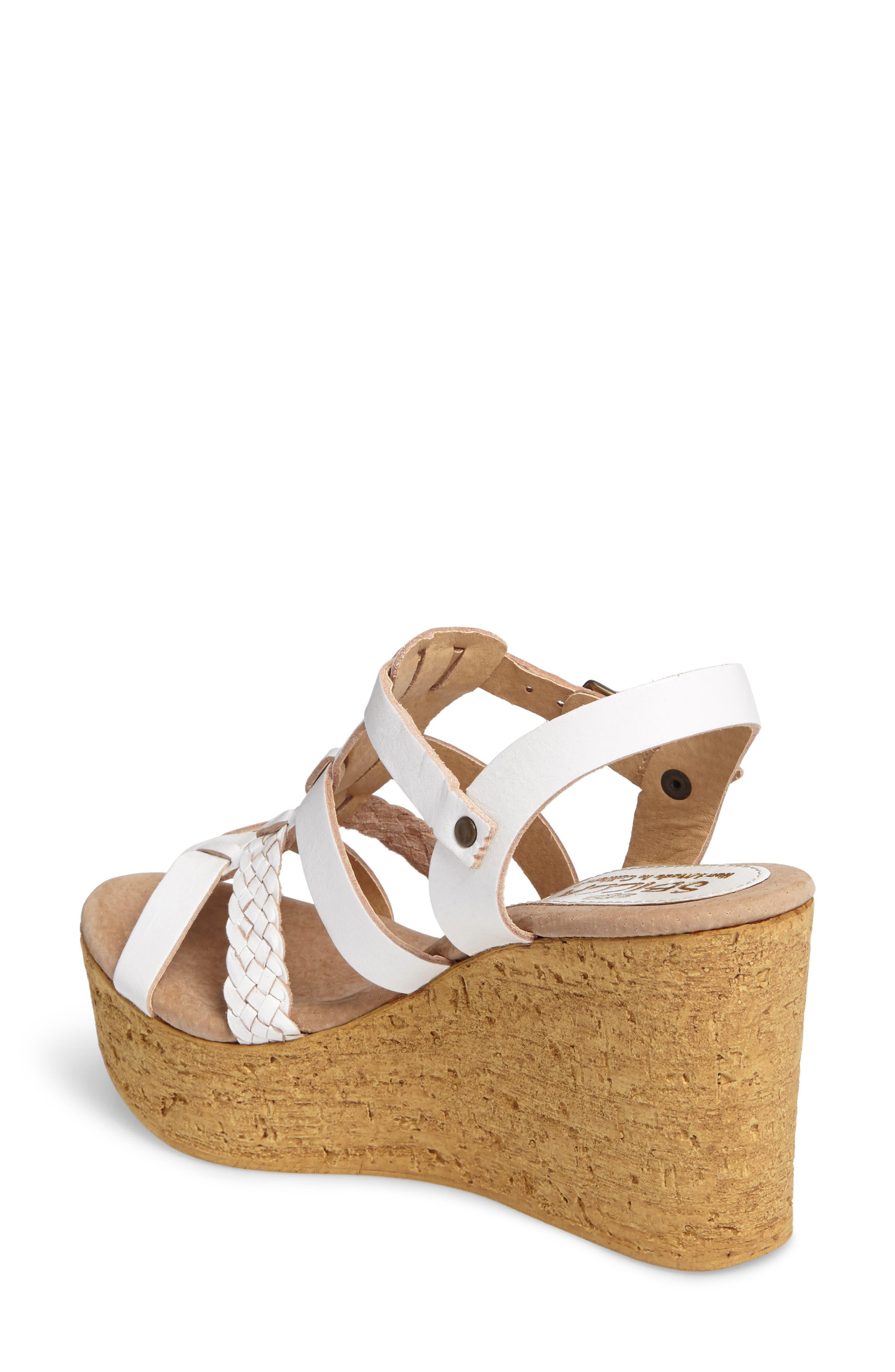 Alternate Image 2  - Sbicca Pluto Wedge Sandal (Women)