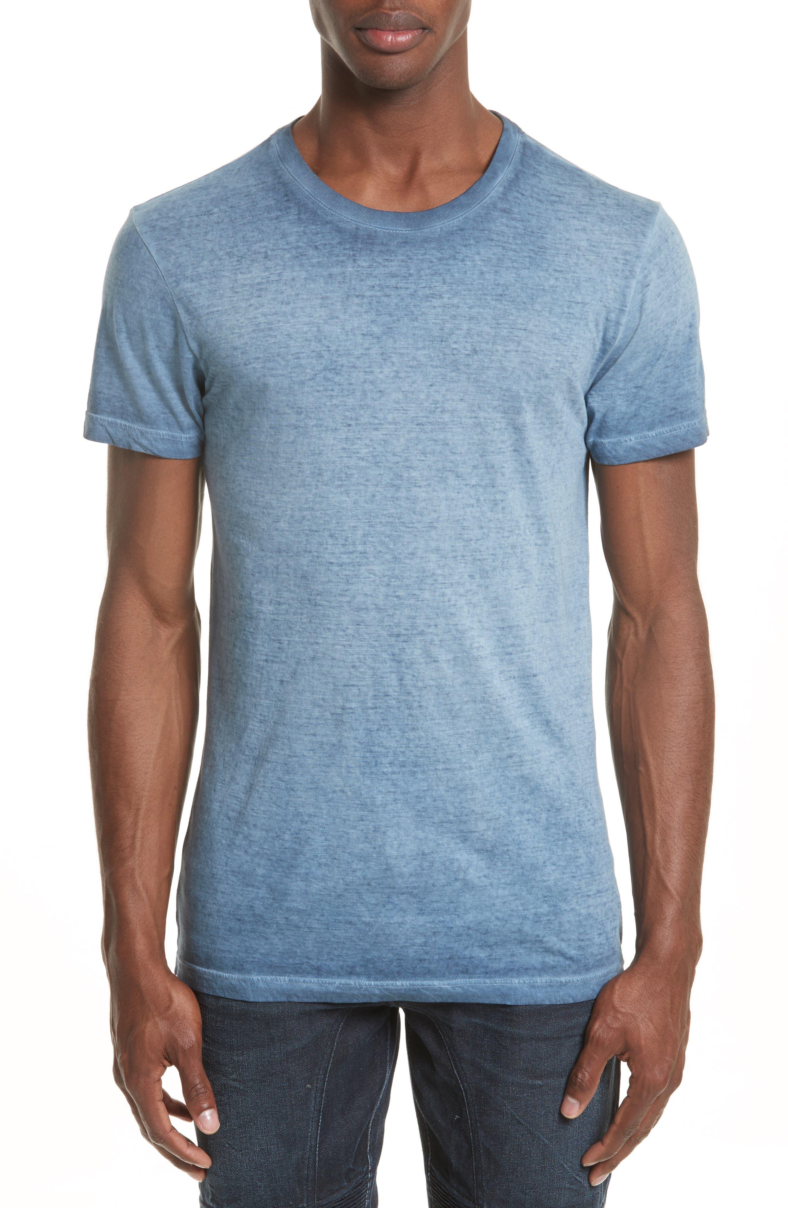 Alternate Image 1 Selected - Belstaff 'Trafford' Cotton Crewneck T-Shirt