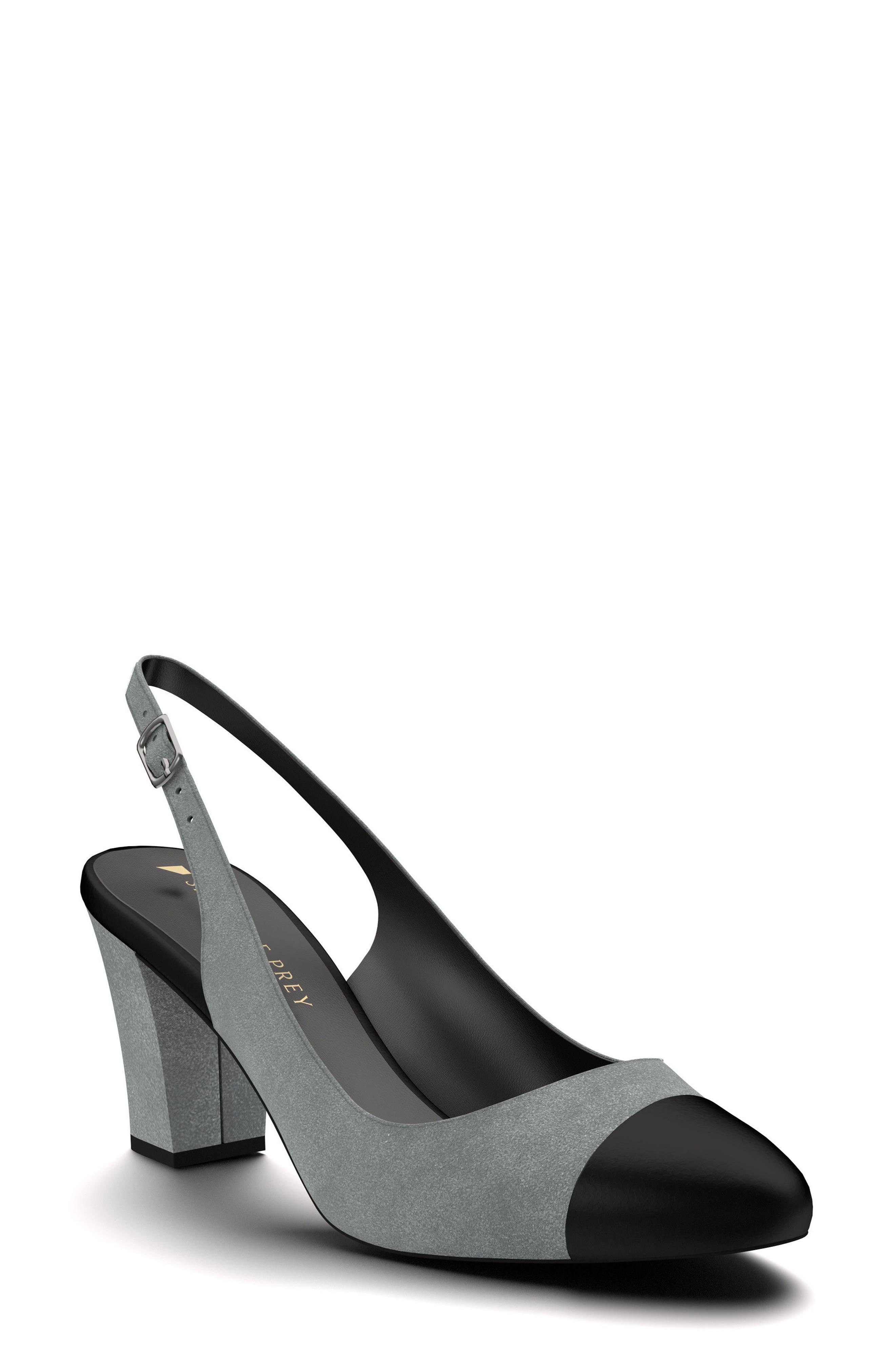 Alternate Image 1 Selected - Shoes of Prey Slingback Pump (Women)