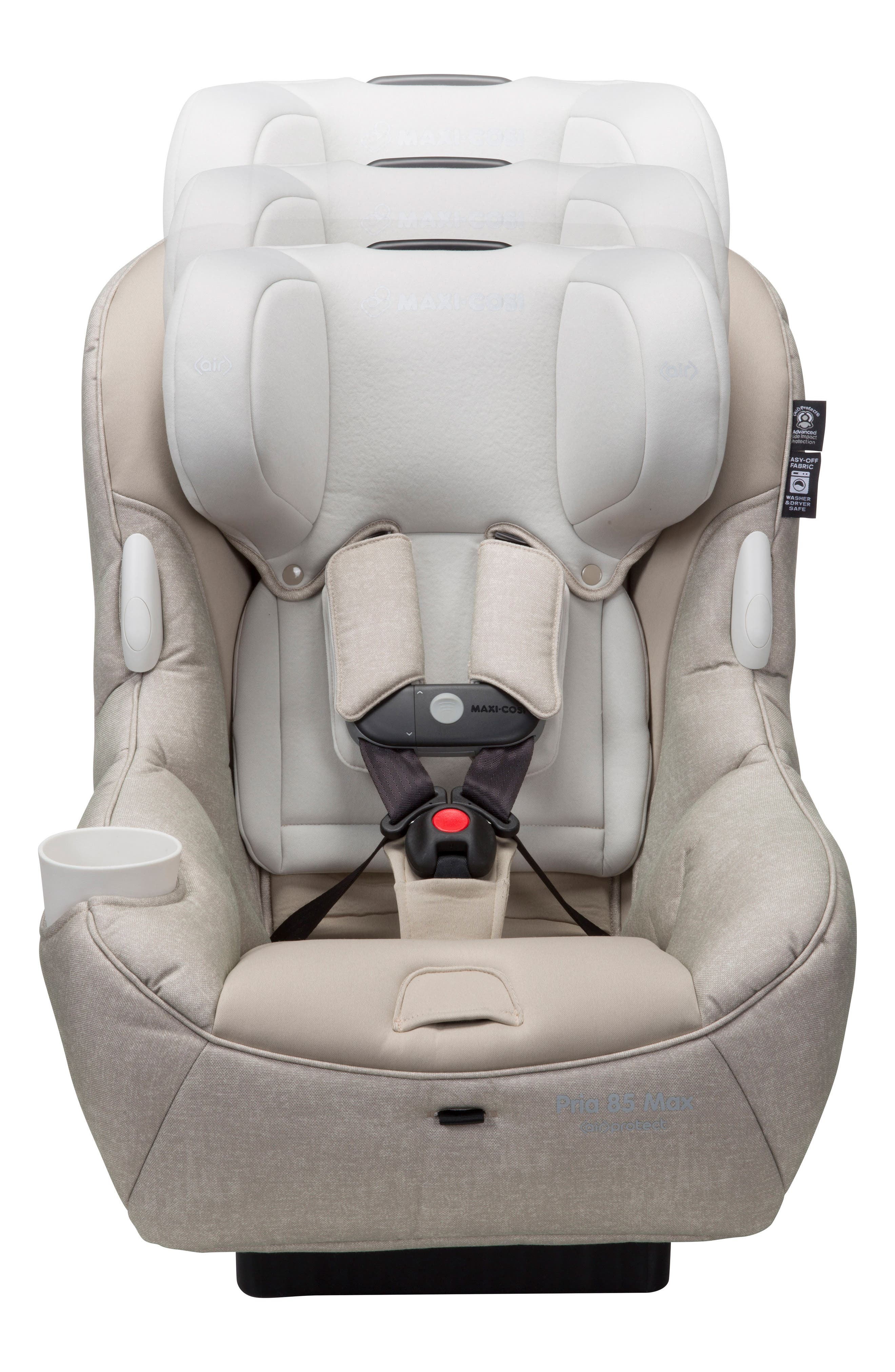 Pria<sup>™</sup> 85 Max Nomad Collection Convertible Car Seat,                             Alternate thumbnail 3, color,                             Nomad Sand