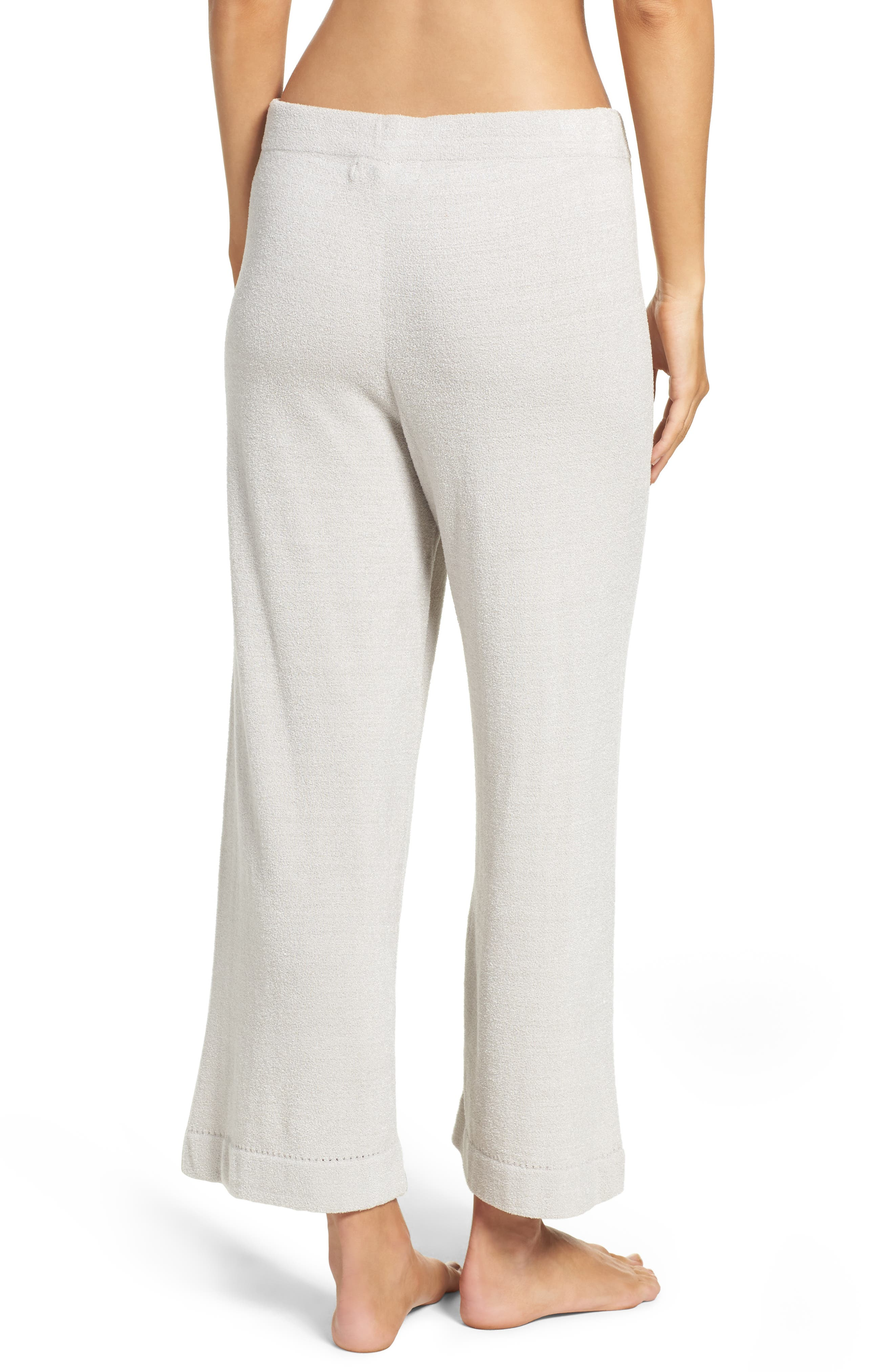 Alternate Image 2  - Barefoot Dreams® Cozychic Ultra Lite® Culotte Lounge Pants