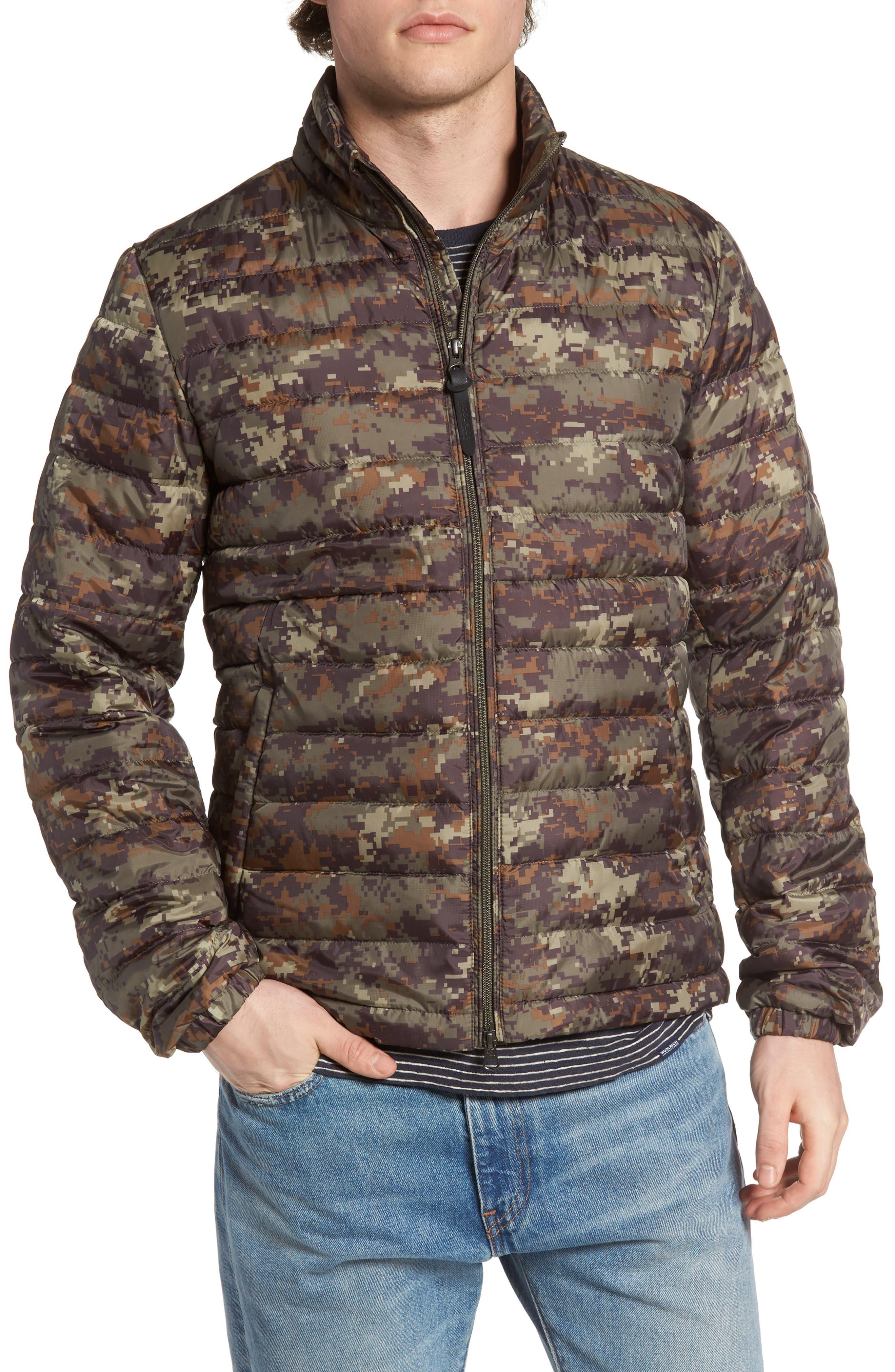 Alternate Image 4  - Woolrich John Rich & Bros Camou Sundance Down Jacket