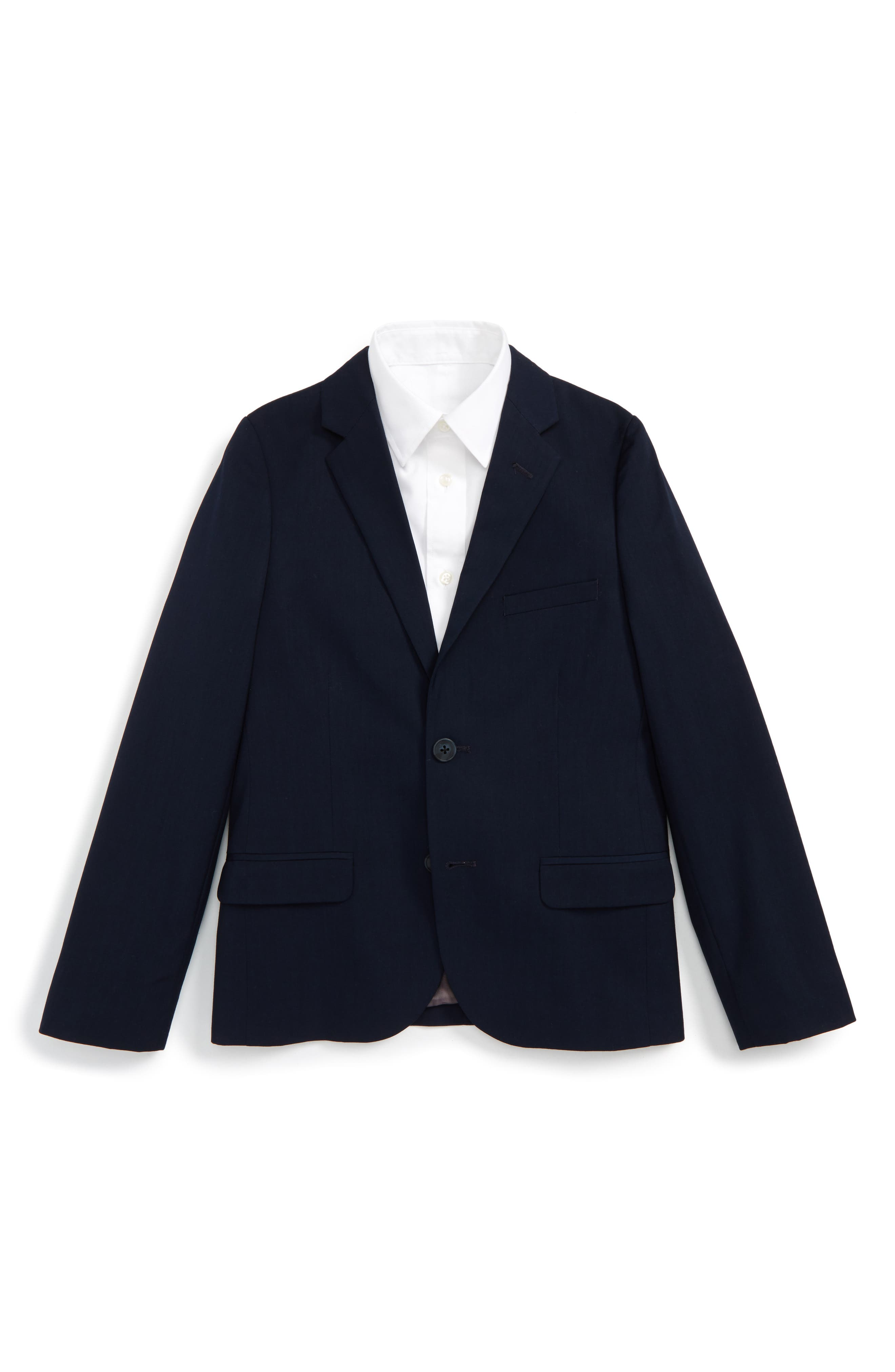 Nordstrom Elliott Blazer (Toddler Boys, Little Boys & Big Boys)