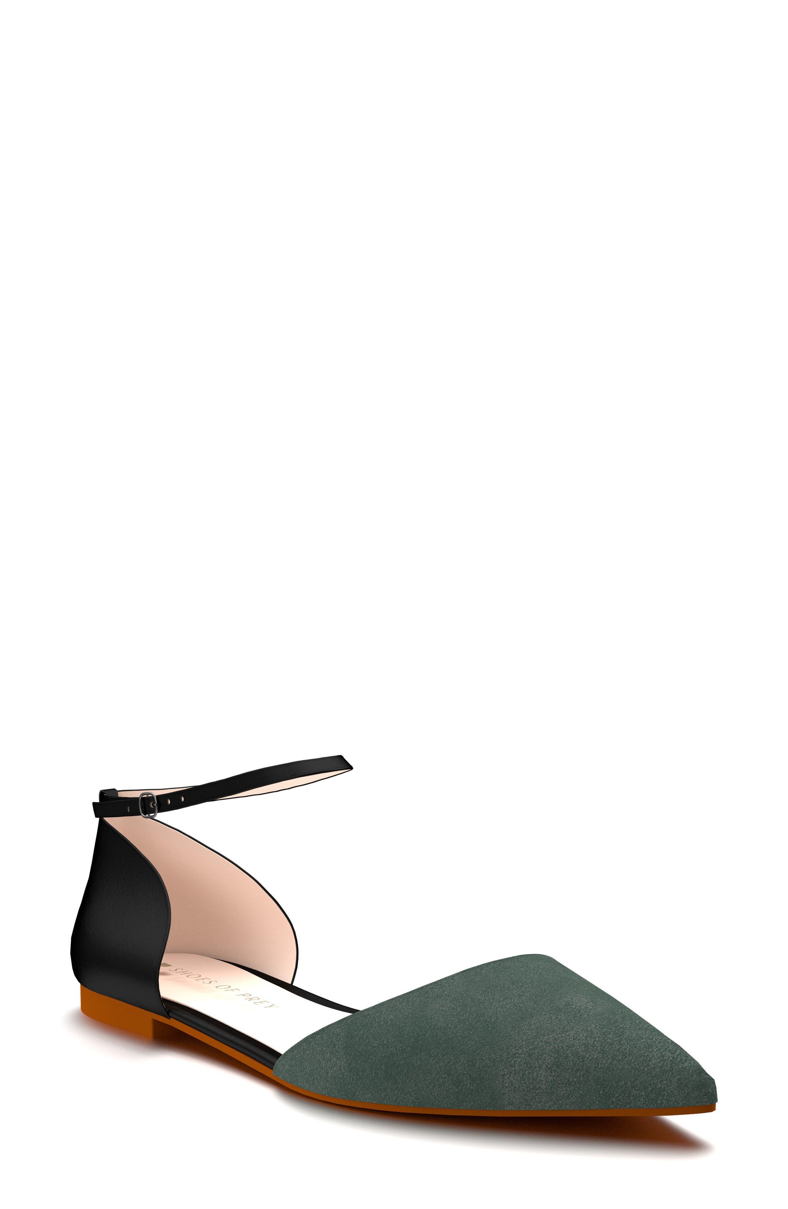 Main Image - Shoes of Prey d'Orsay Flat (Women)