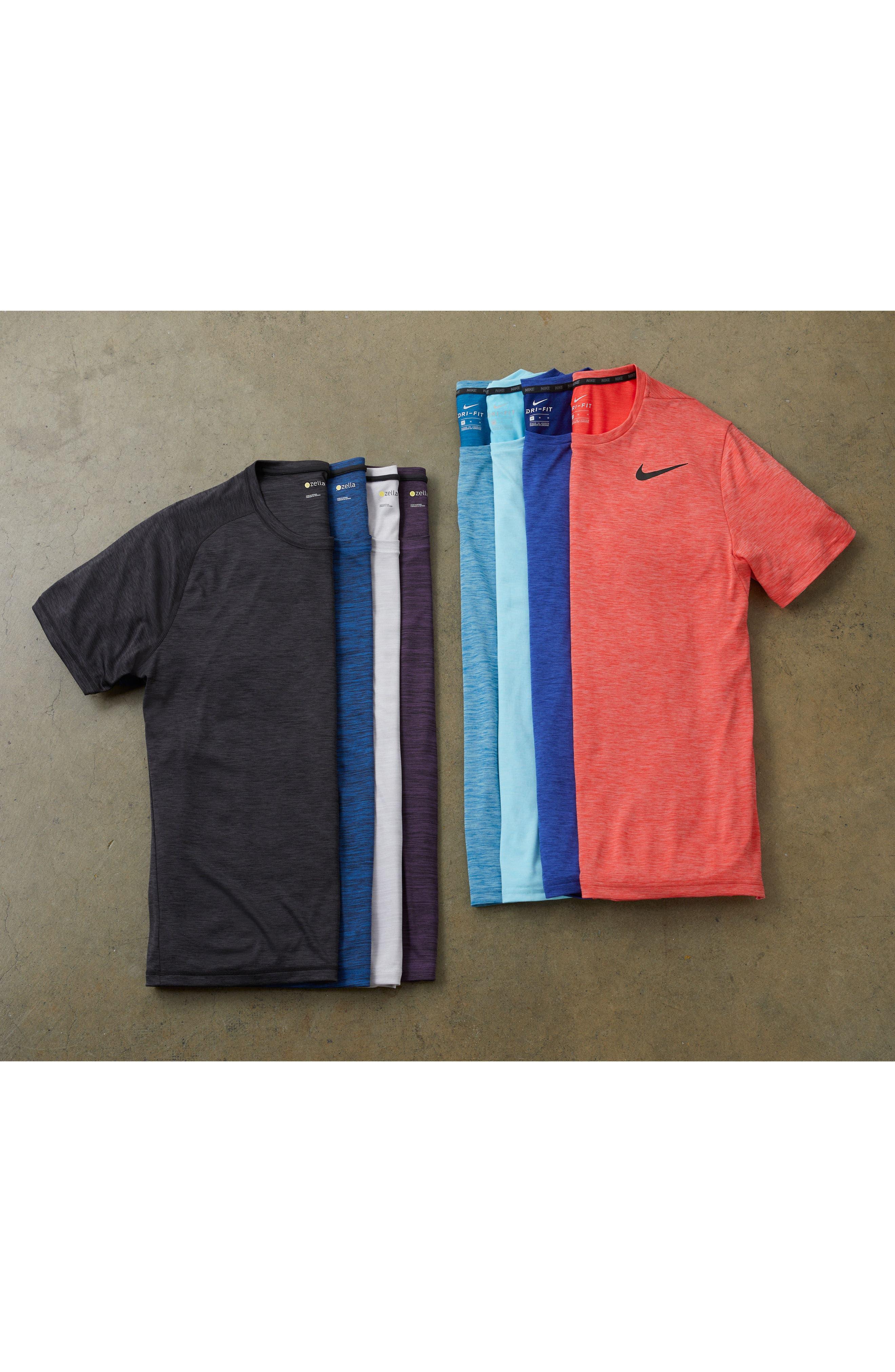 Alternate Image 10  - Zella Triplite T-Shirt