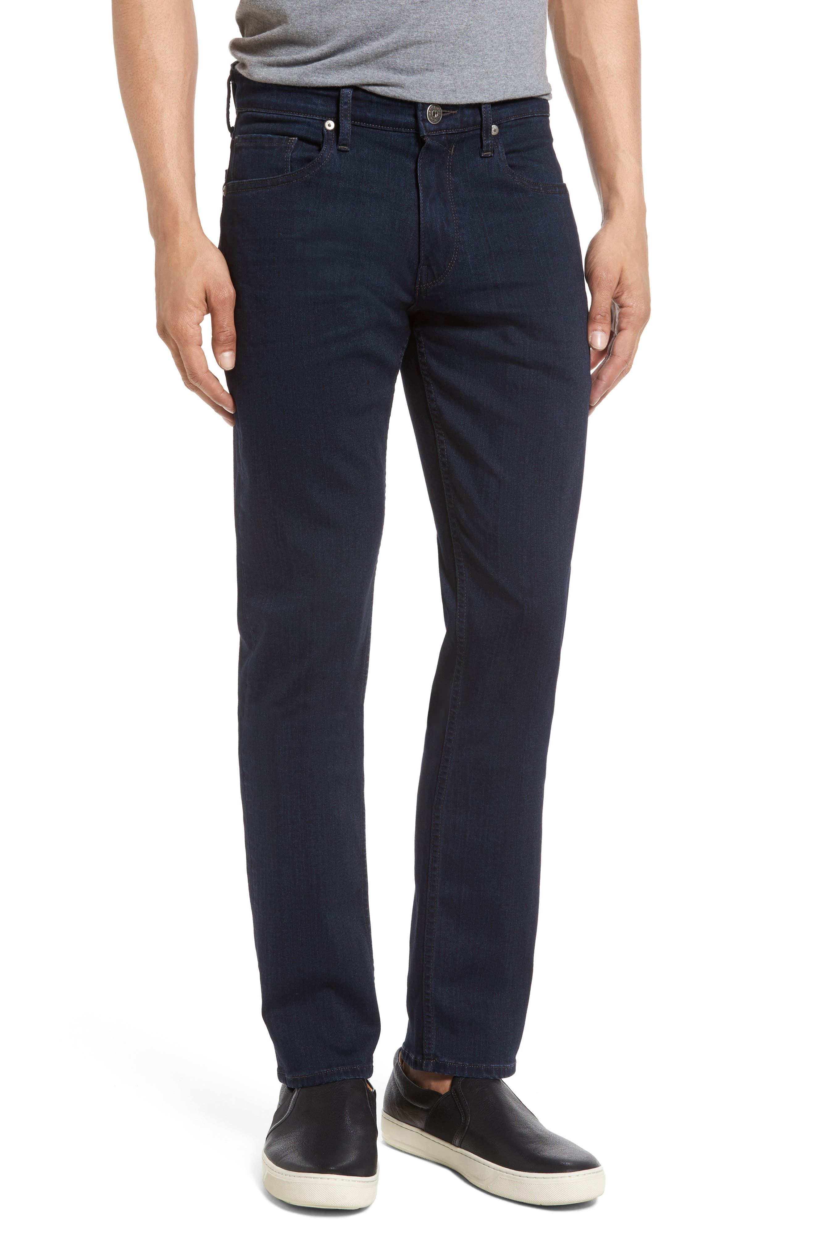 PAIGE Transcend - Federal Slim Straight Leg Jeans (Gus)