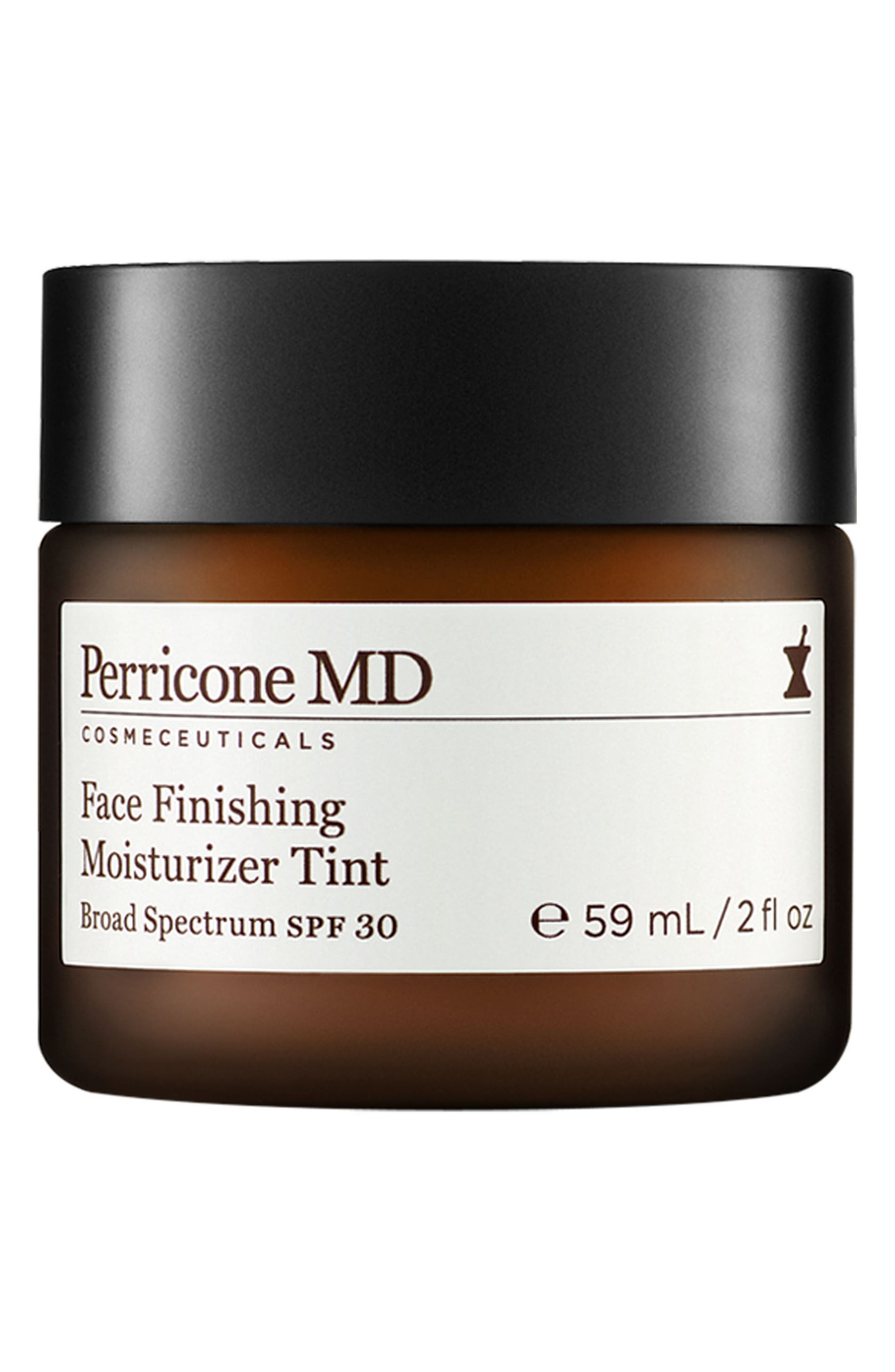 Face Finishing Moisturizer Tint,                             Main thumbnail 1, color,                             No Color
