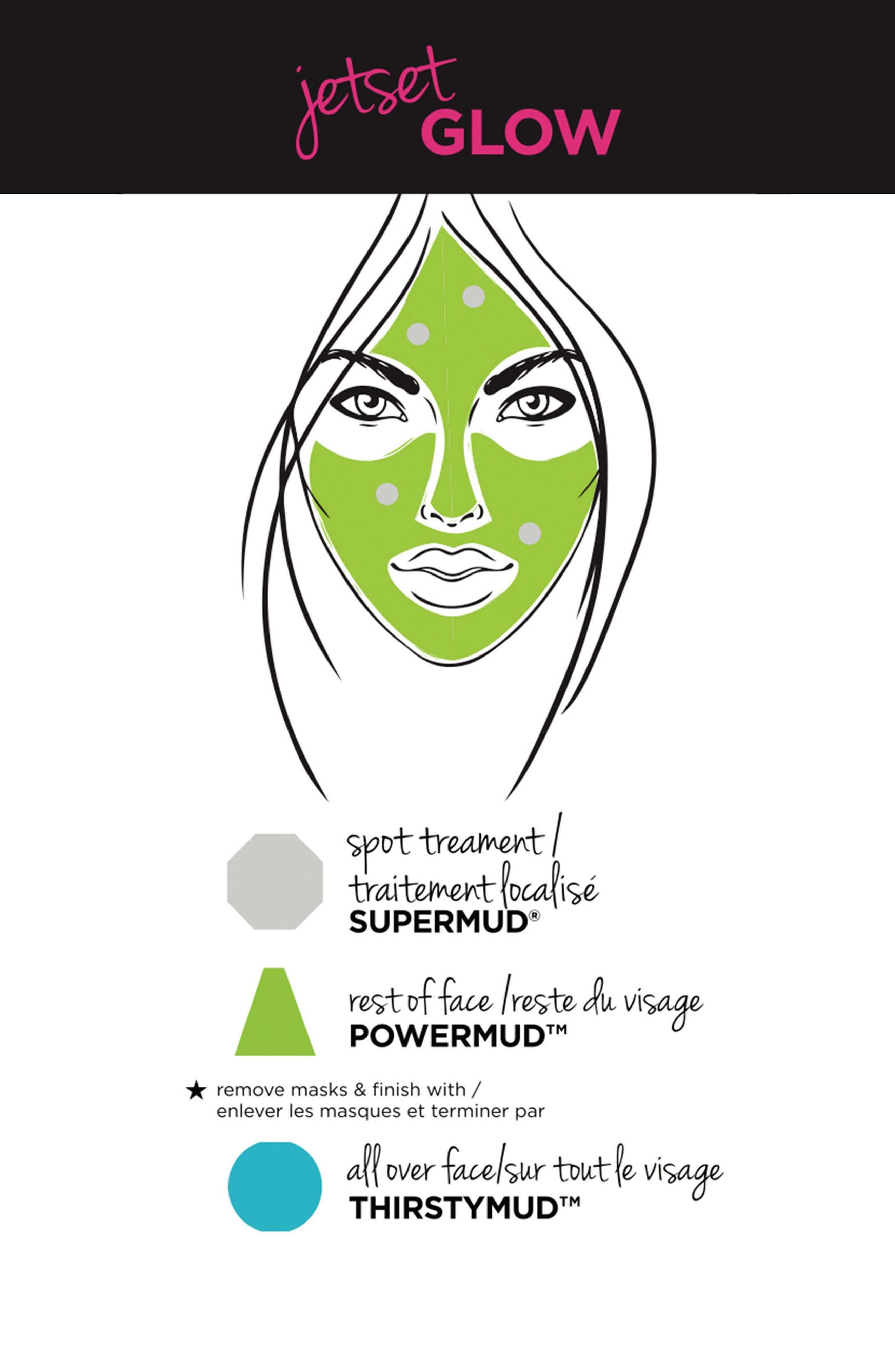 Alternate Image 7  - GLAMGLOW® POWERMUD™ Dual Cleanse Treatment