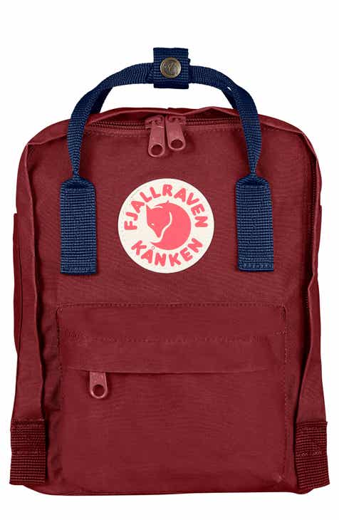 Fjällräven  Mini Kånken  Water Resistant Backpack (Nordstrom Exclusive  Color) 648ba9474bd2a