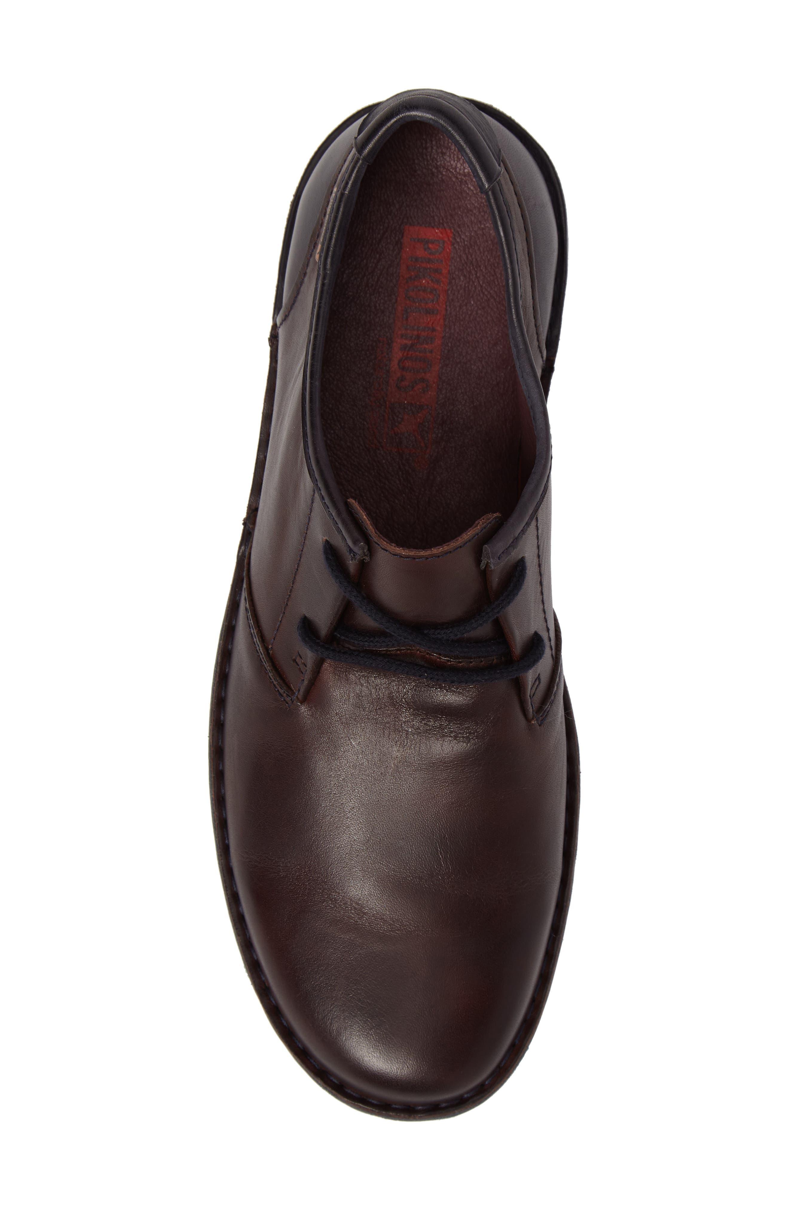 Alternate Image 5  - PIKOLINOS 'Santiago' Plain Toe Derby (Men)