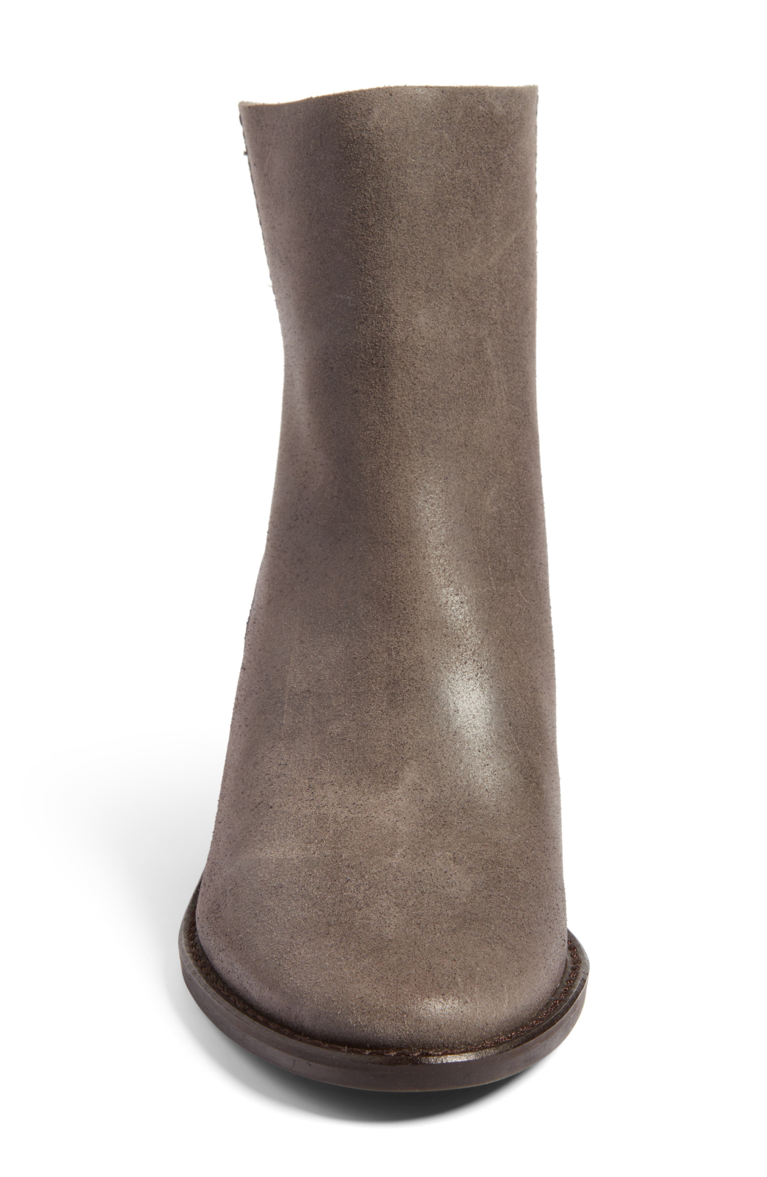 Alternate Image 4  - Lucky Brand Kaiya Pointy Toe Bootie (Women)