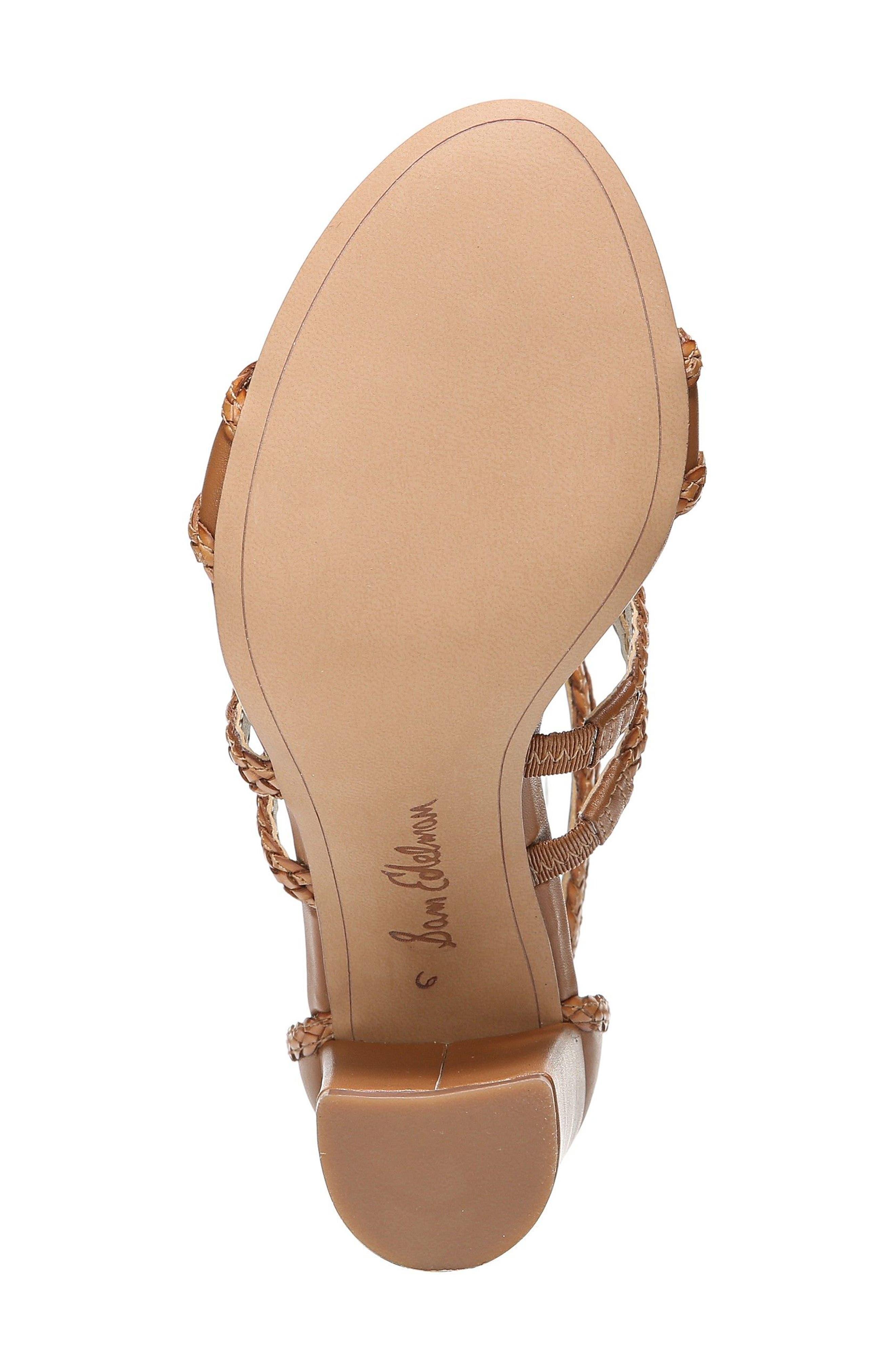 Alternate Image 6  - Sam Edelman Yordana Woven T-Strap Sandal (Women)