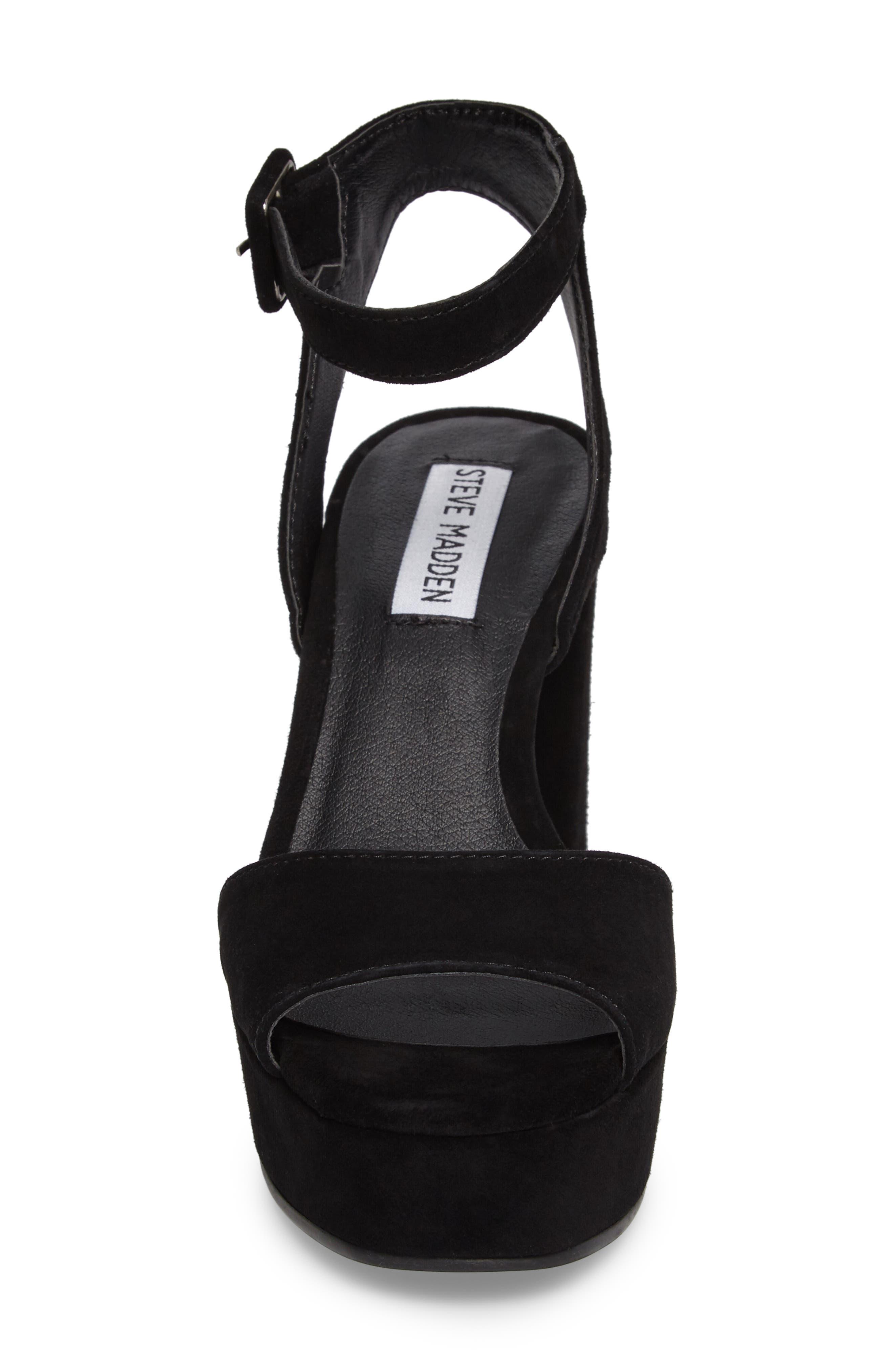 Alternate Image 4  - Steve Madden Verdict Platform Sandal (Women)