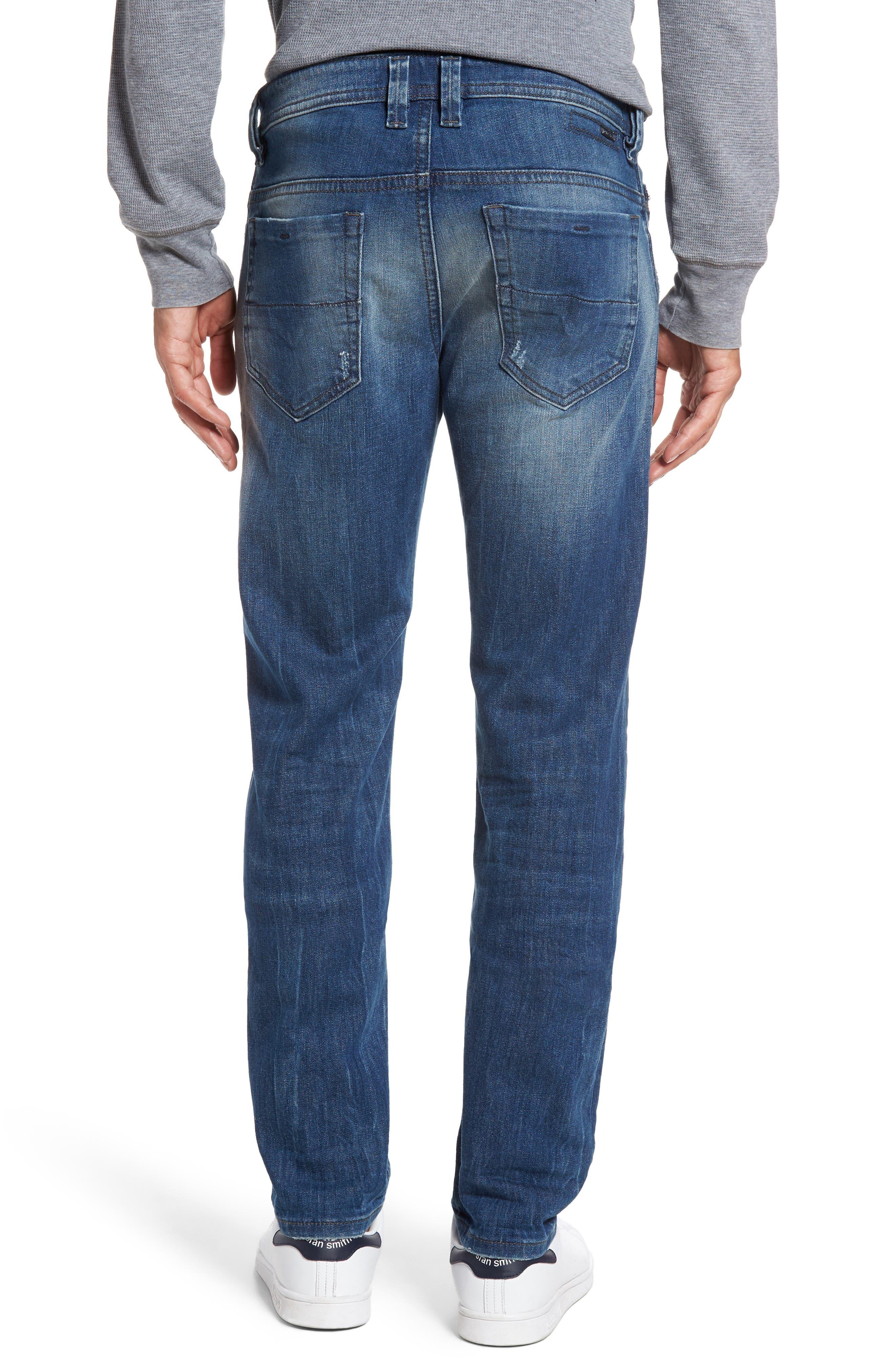 Alternate Image 2  - DIESEL® Thommer Slim Fit Jeans (C84IE)
