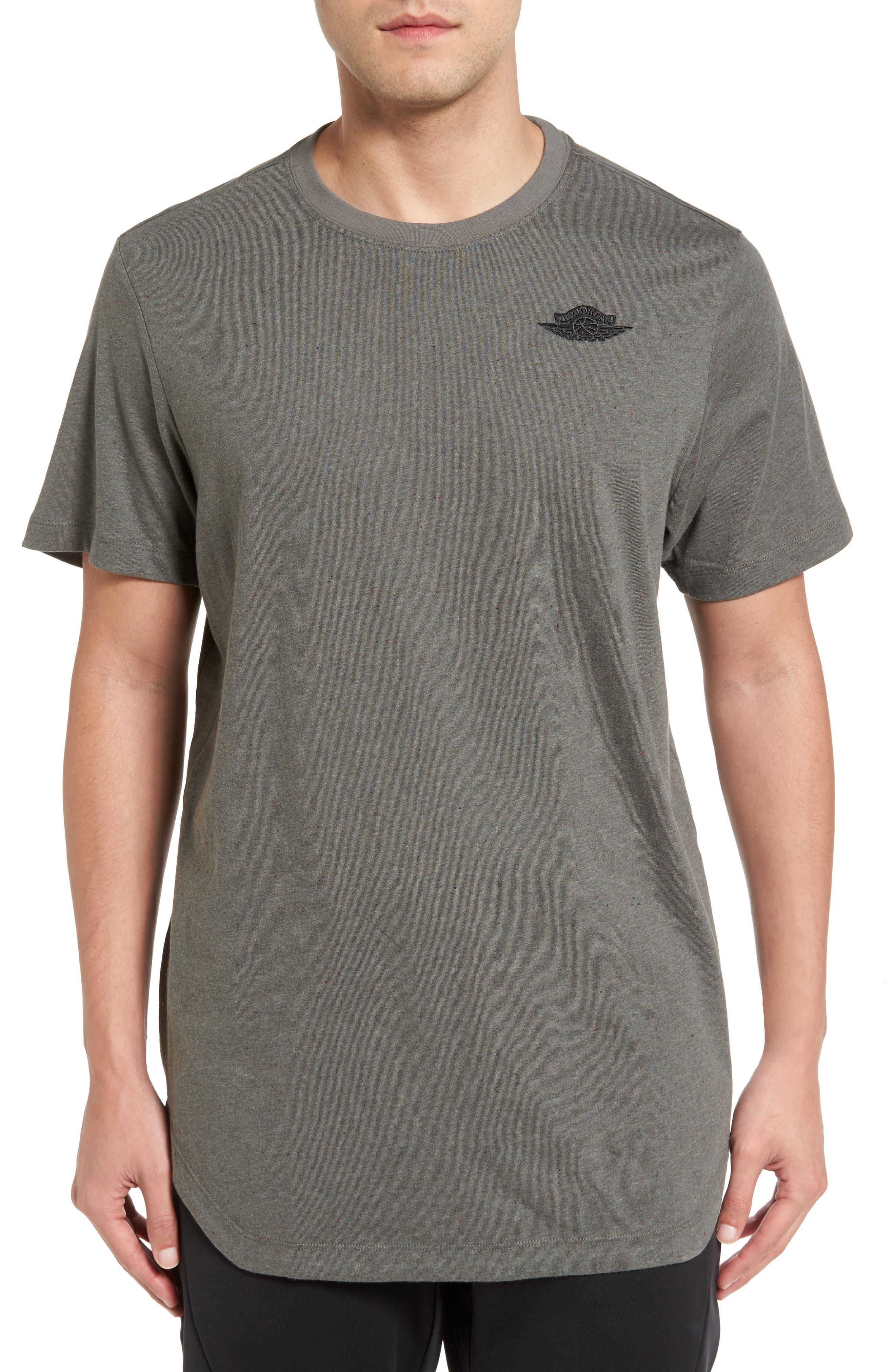 Future 2 T-Shirt,                         Main,                         color, White/ Black