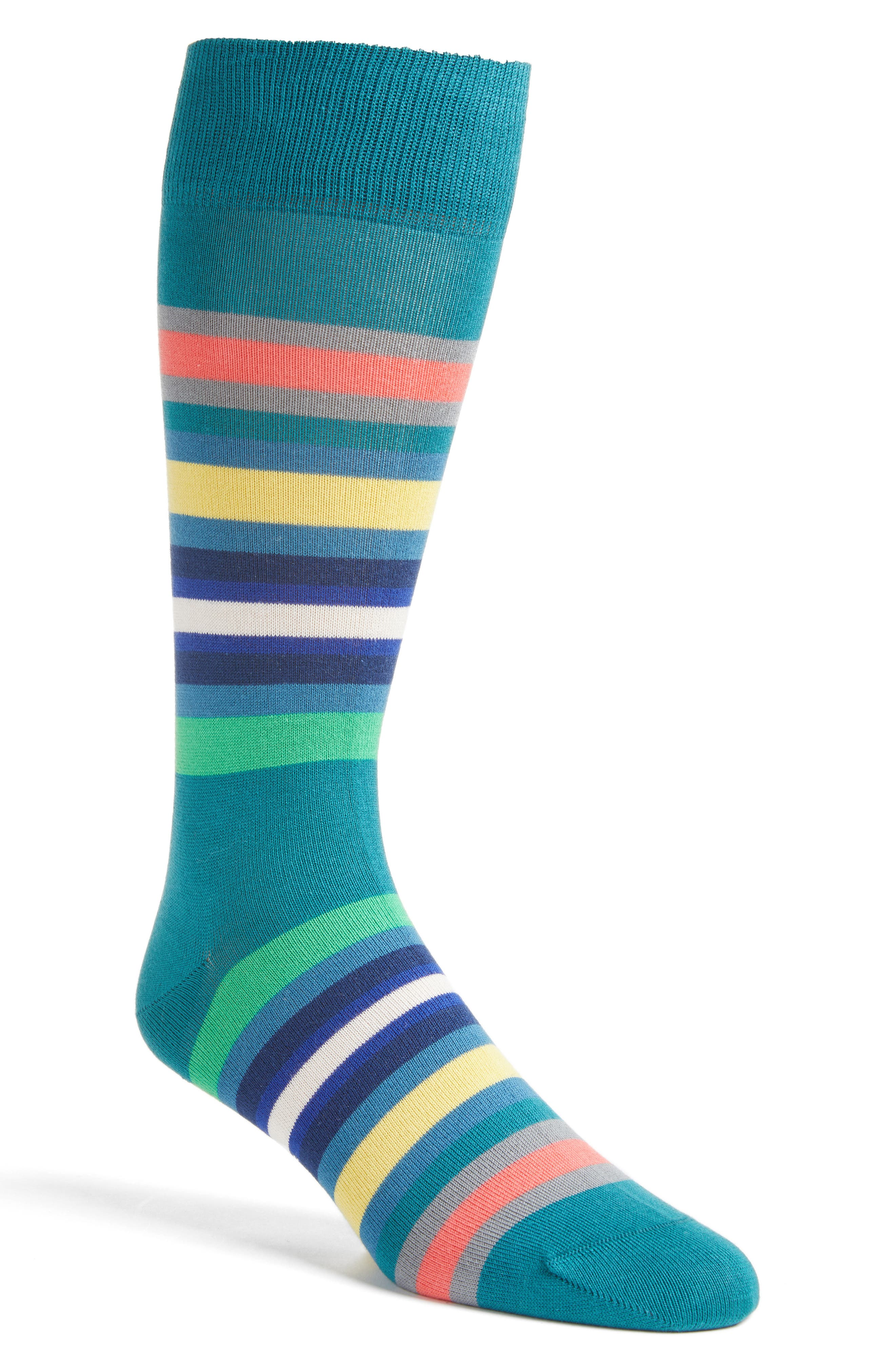 Paul Smith Kew Stripe Crew Socks
