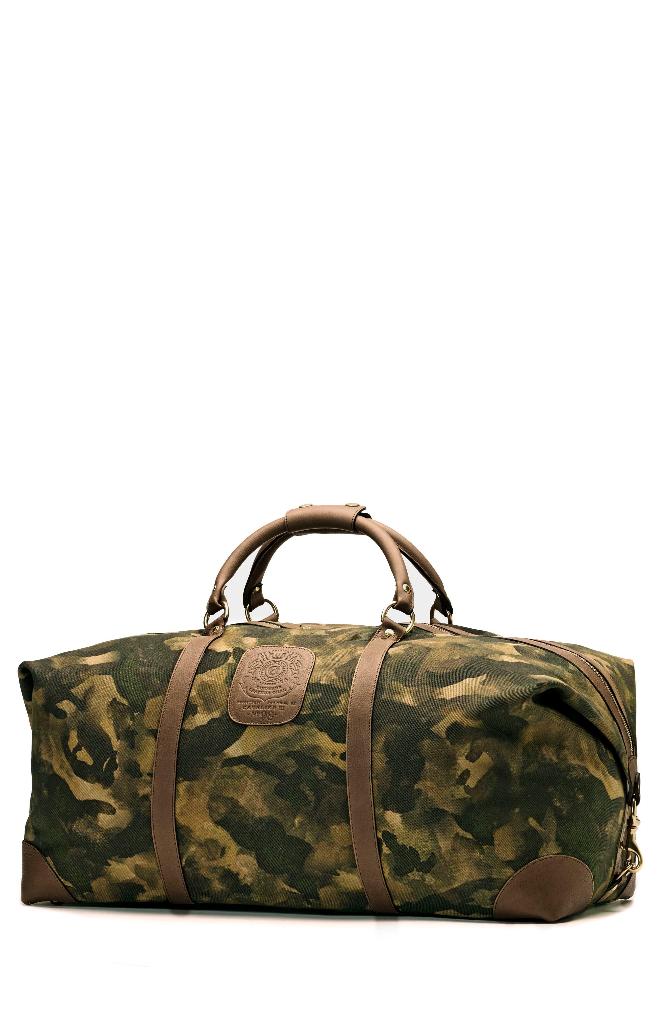 Ghurka Cavalier III Duffel Bag