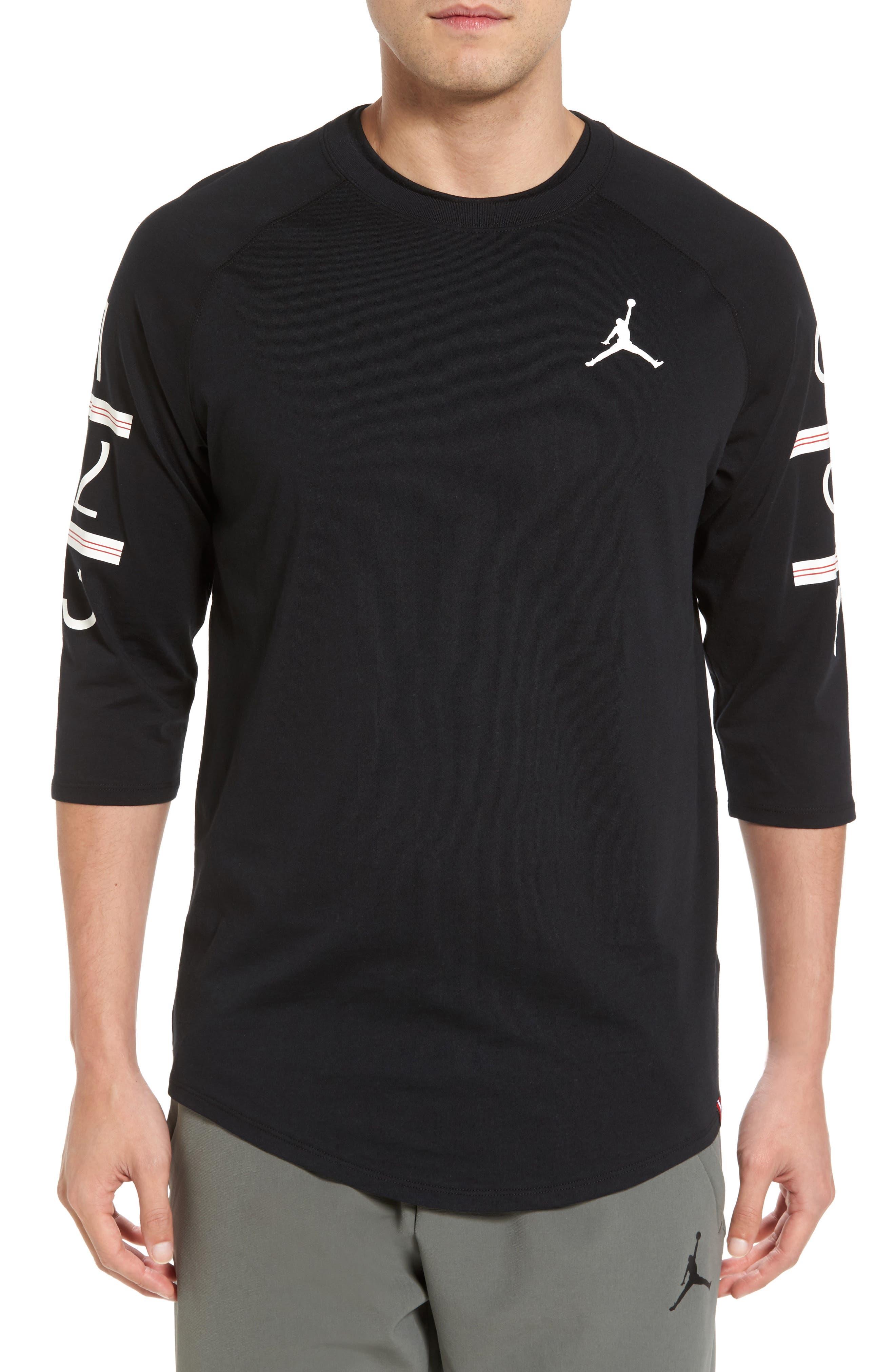 Nike Jordan 6 Times Raglan T-Shirt