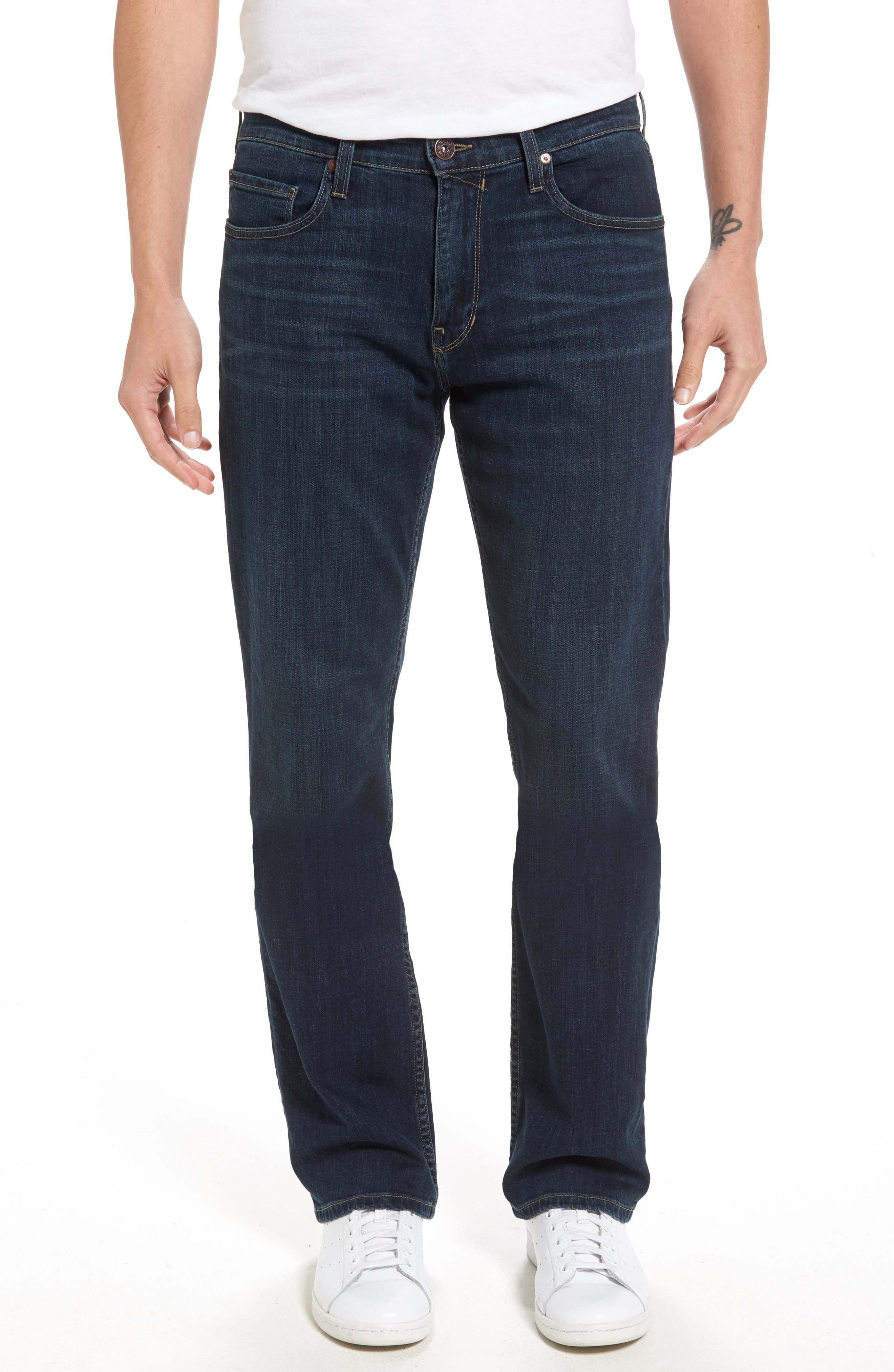 Main Image - PAIGE Doheny Relaxed Fit Jeans (Knowle)