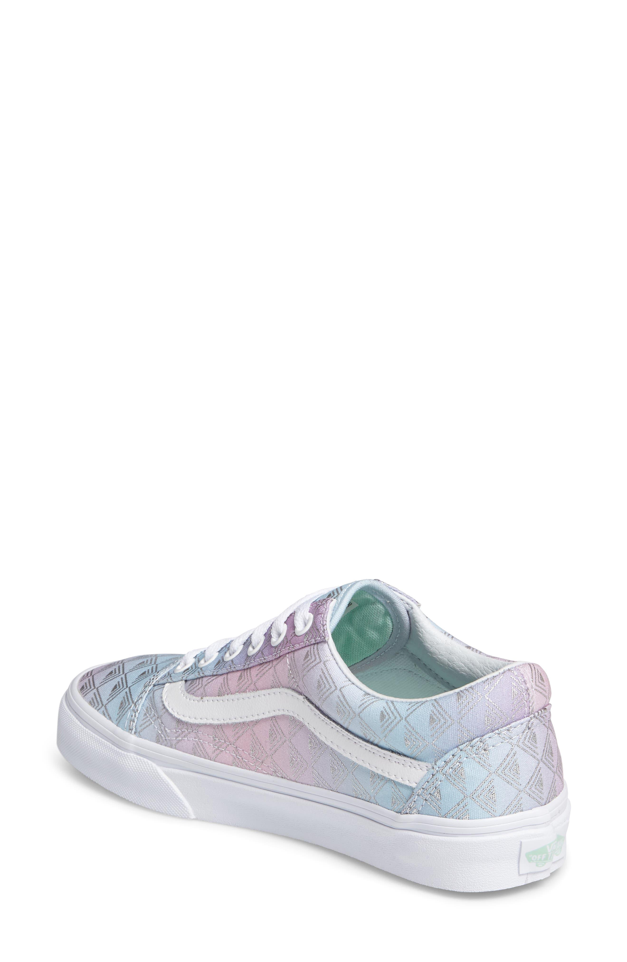 Alternate Image 2  - Vans Old Skool Sneaker (Women)