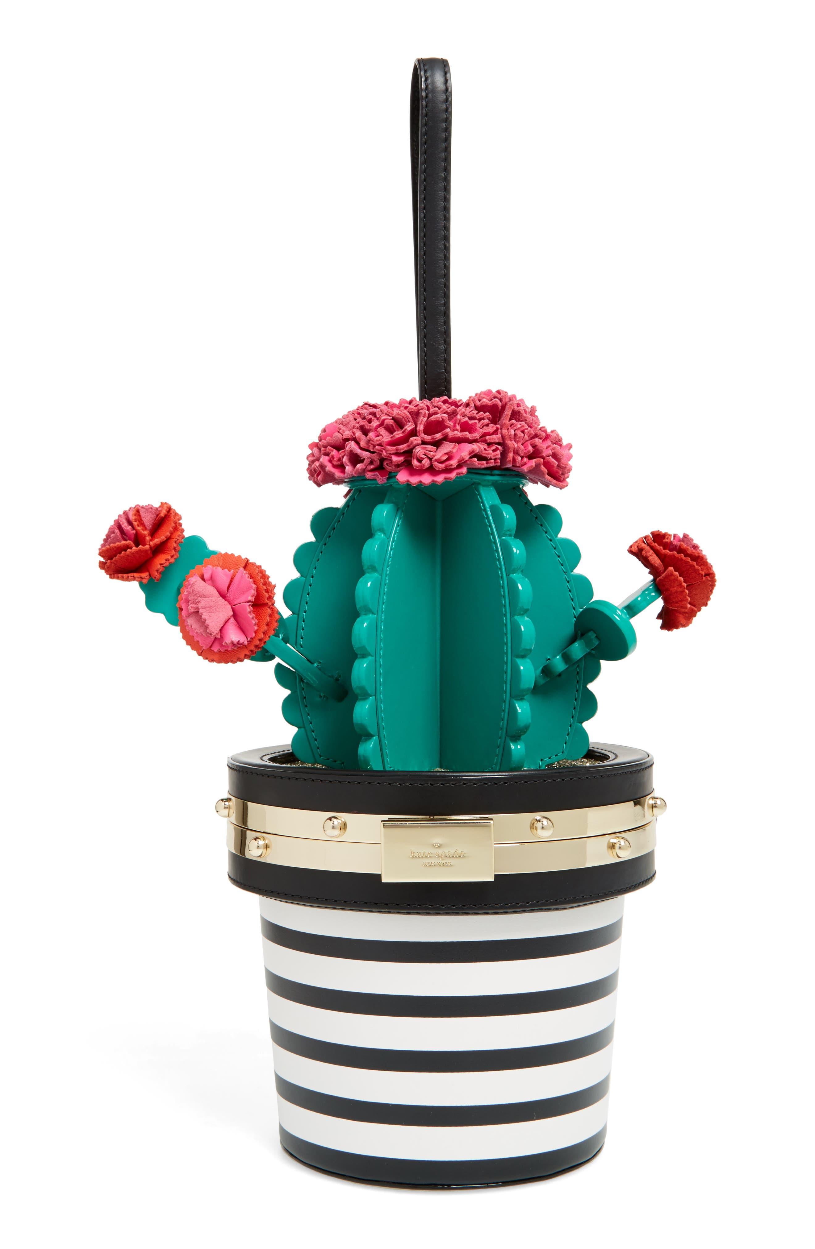 KATE SPADE NEW YORK scenic route cactus bag