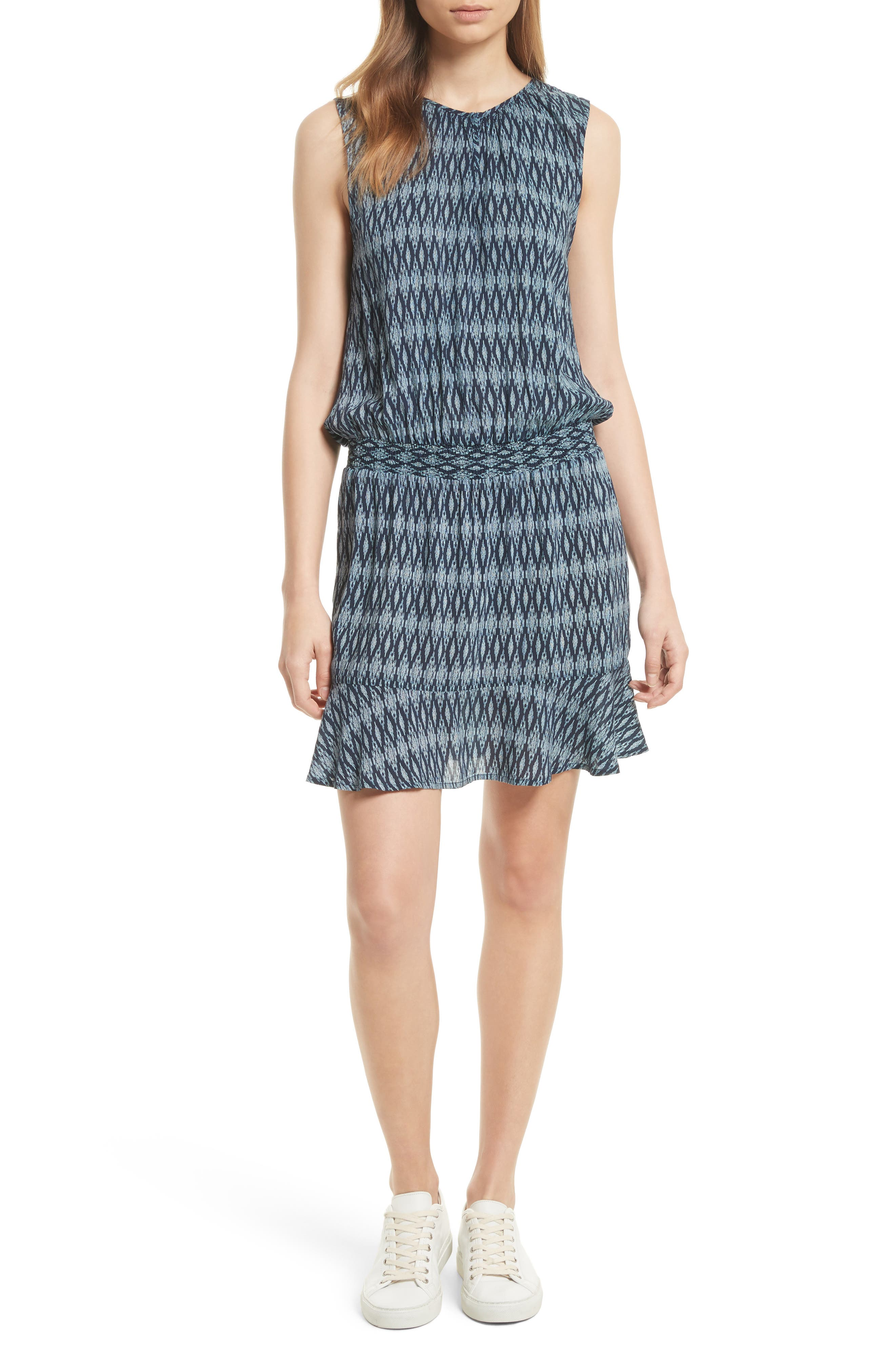 Soft Joie Zealana Blouson Dress