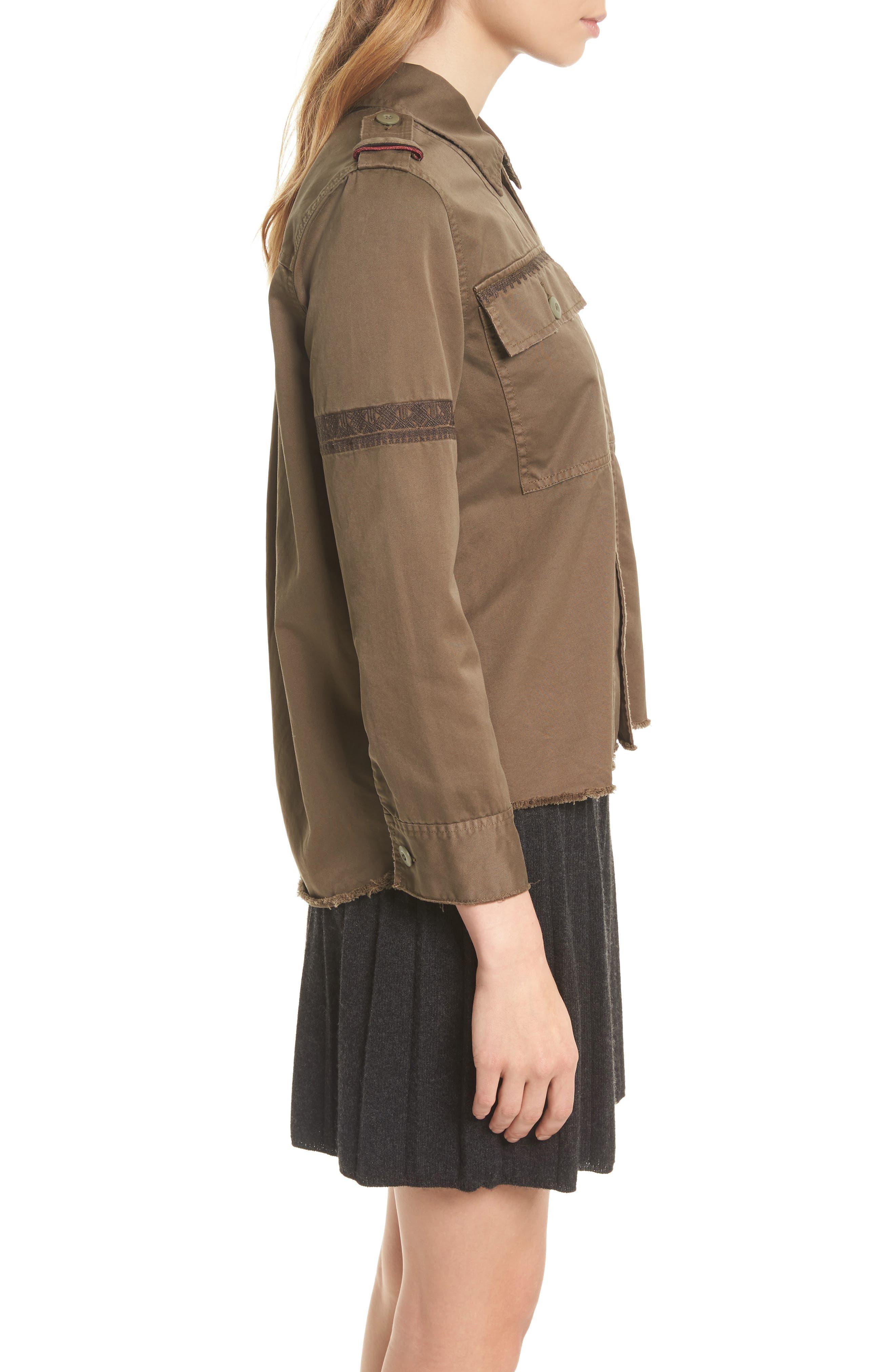Alternate Image 3  - Joie Balthazara Utility Jacket