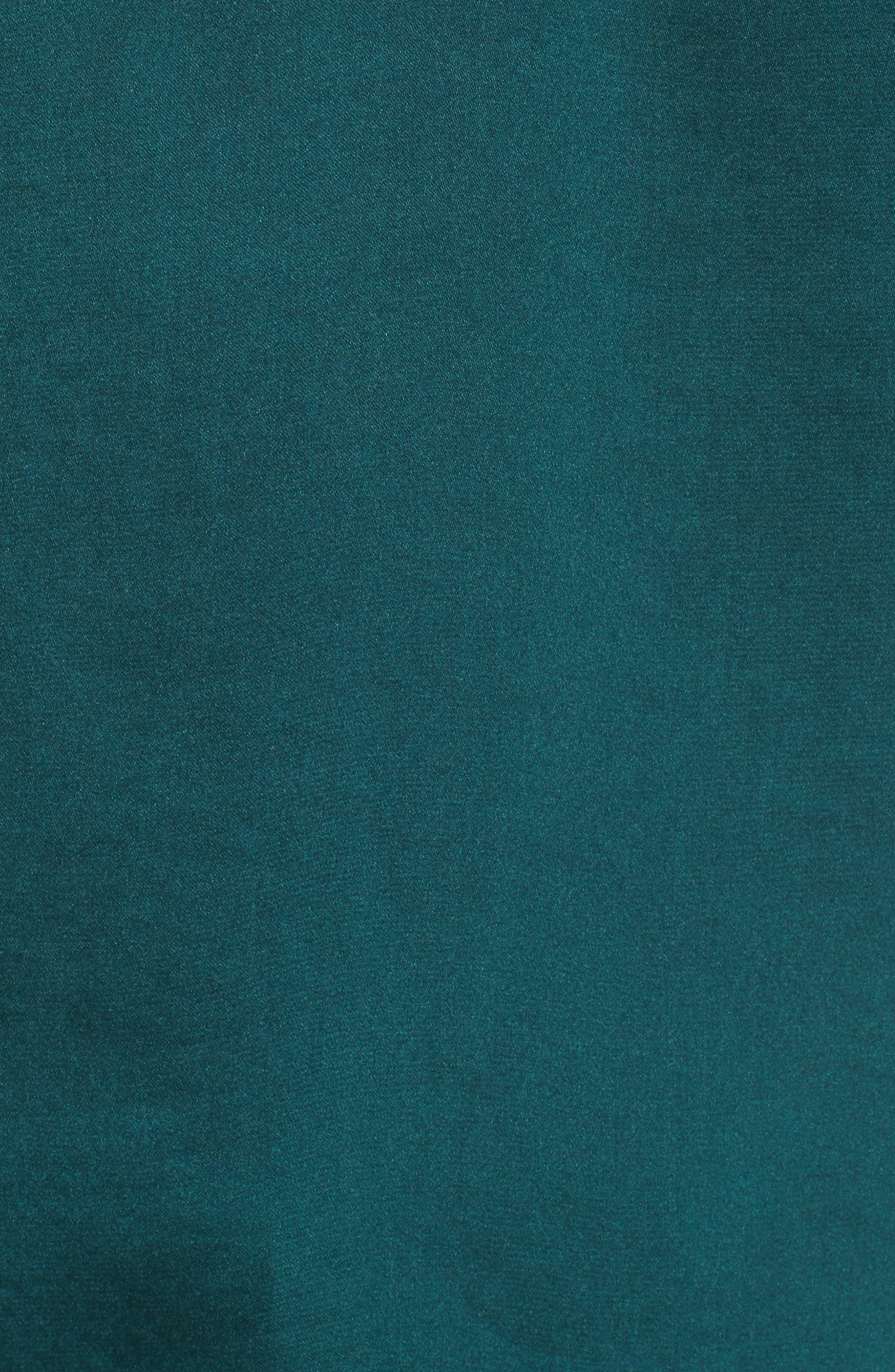 Alternate Image 7  - BP. Lace Trim Satin Camisole