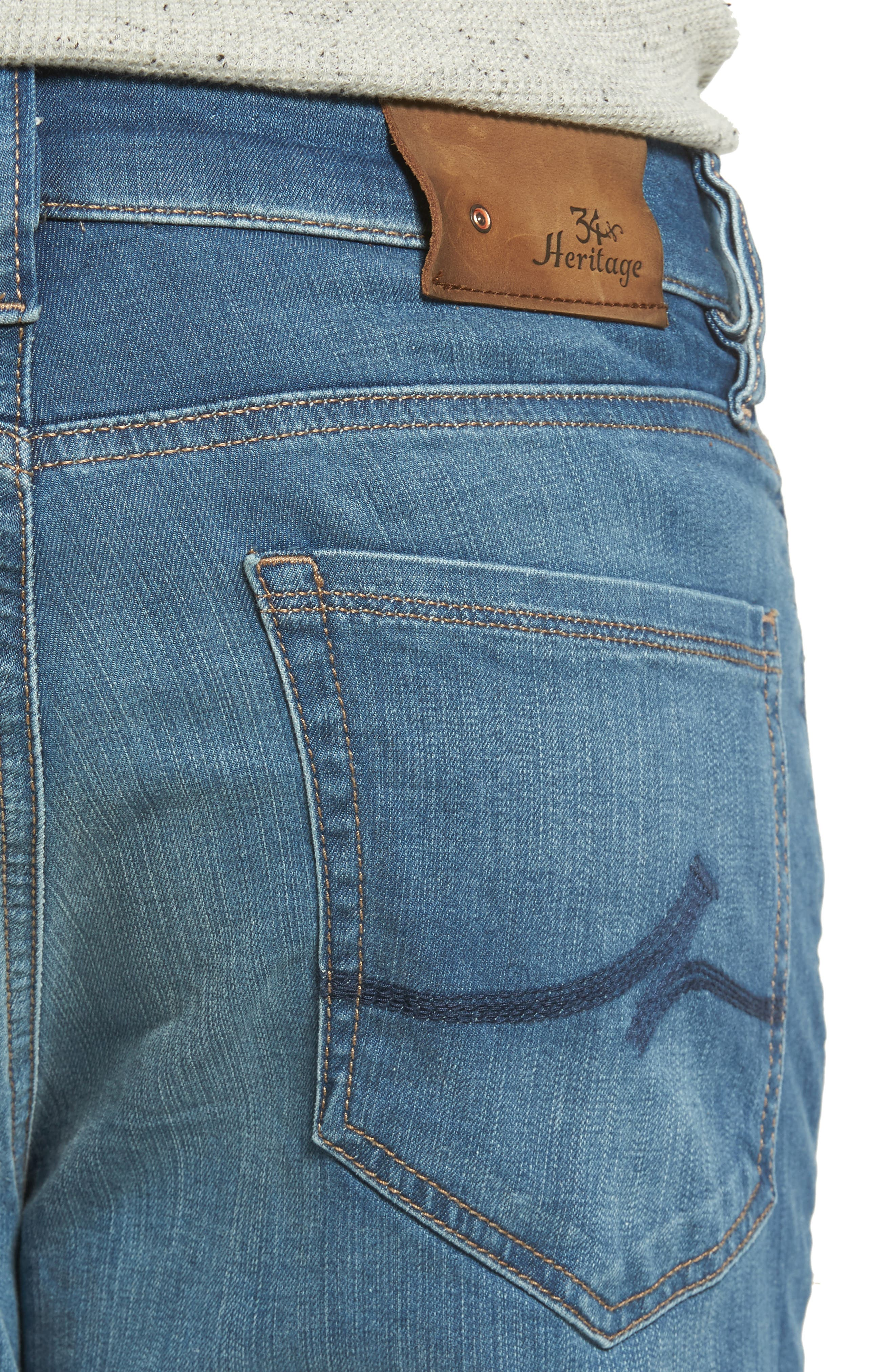 Alternate Image 4  - 34 Heritage 'Charisma' Classic Relaxed Fit Jeans (Mid Cashmere) (Online Only) (Regular & Tall)