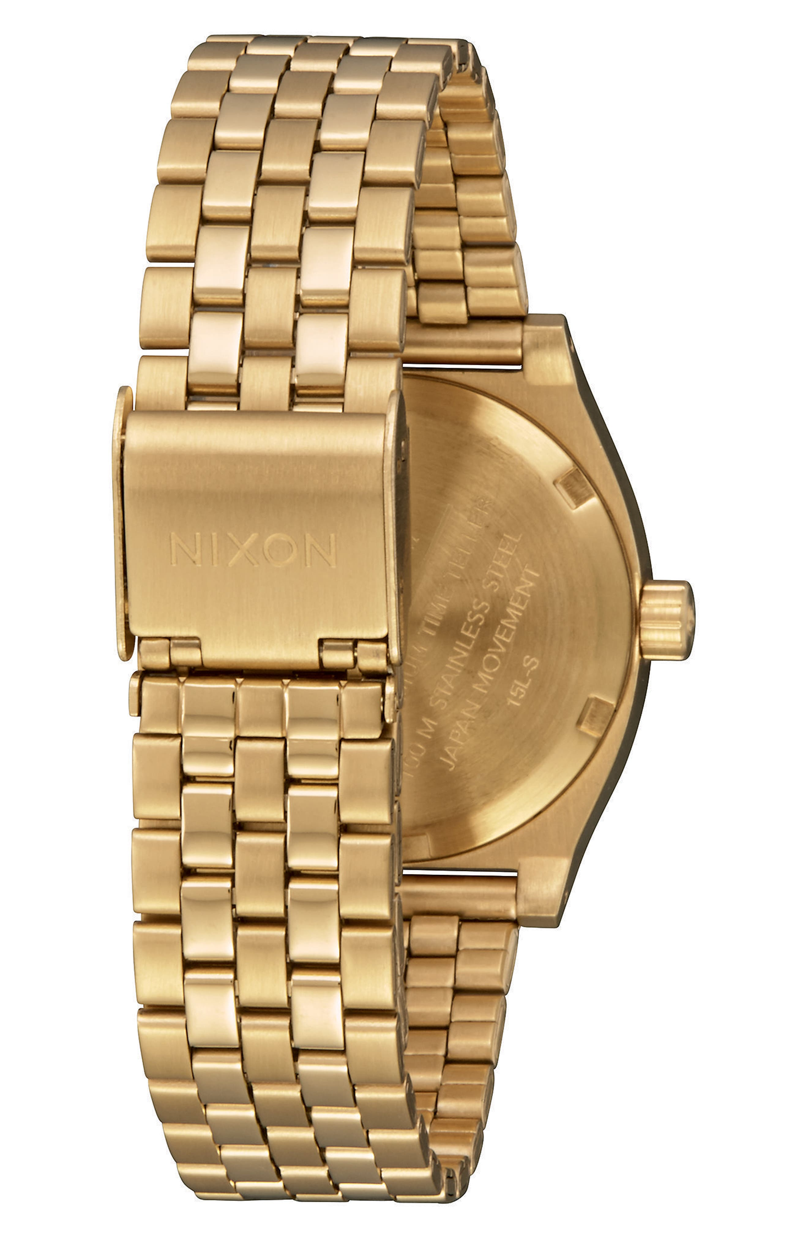 Time Teller Bracelet Watch, 31mm,                             Alternate thumbnail 2, color,                             Gold