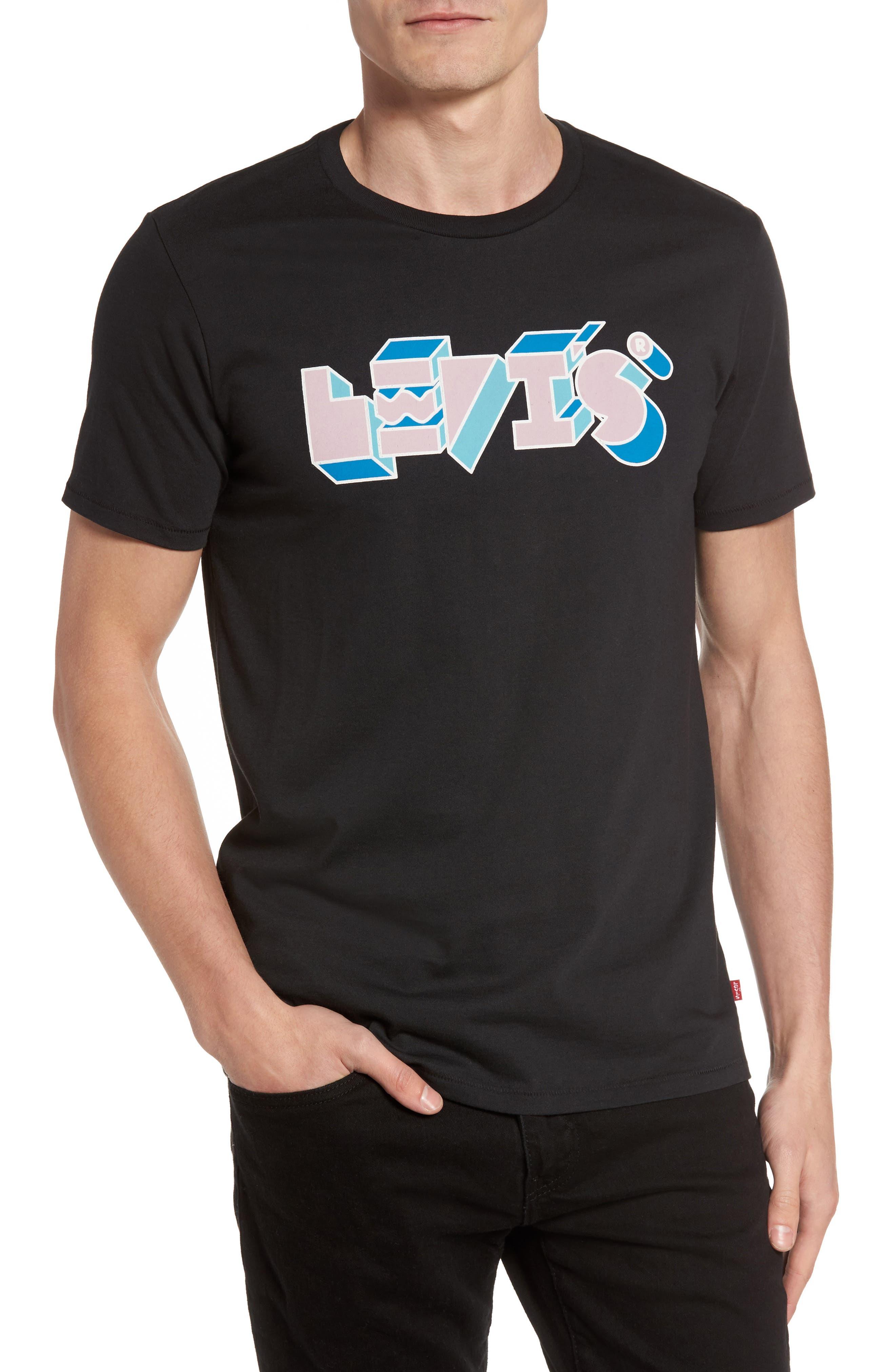 Main Image - Levi's® Graphic T-Shirt